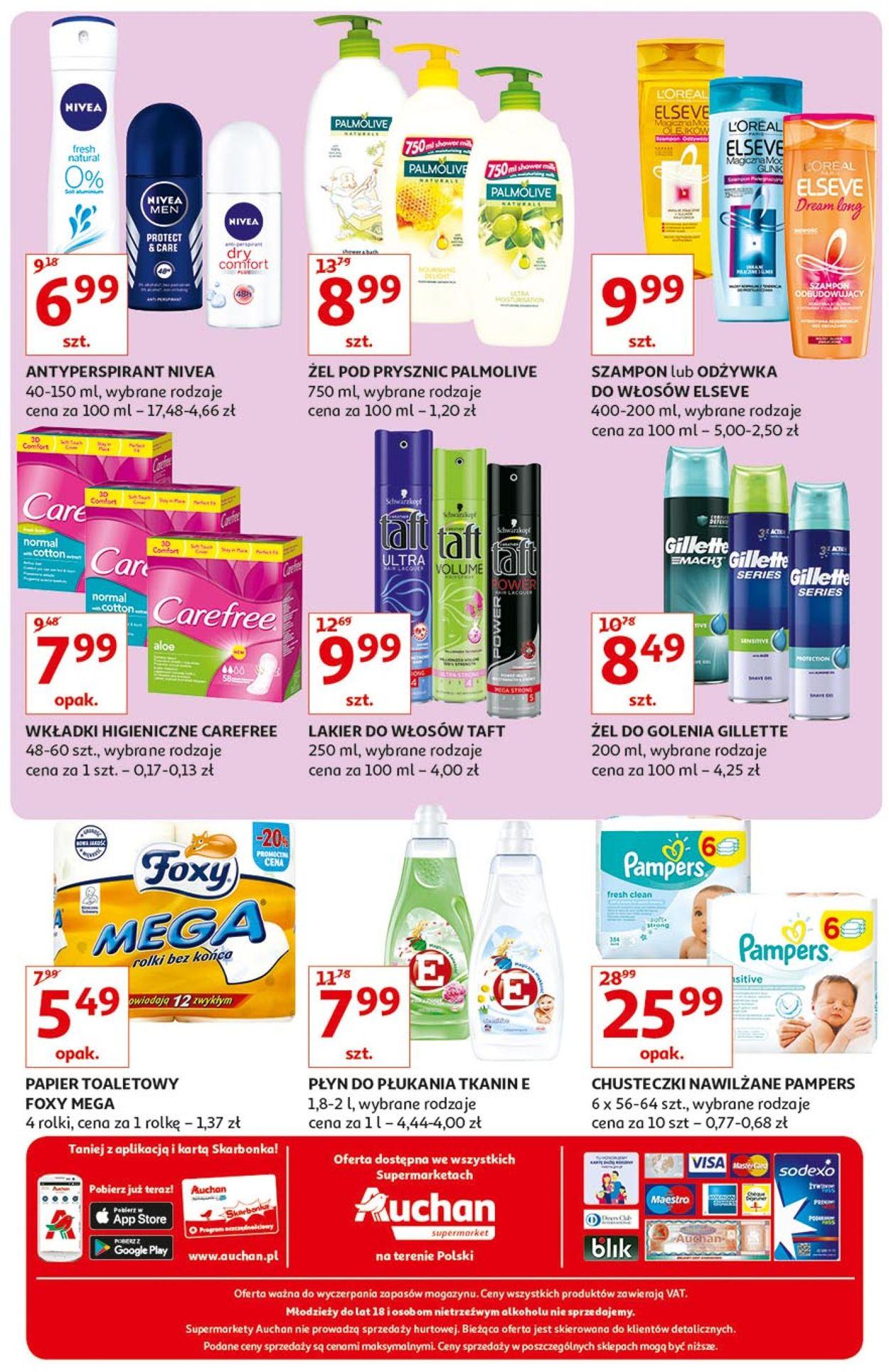 Gazetka promocyjna Auchan - 13.06-19.06.2019 (Strona 8)