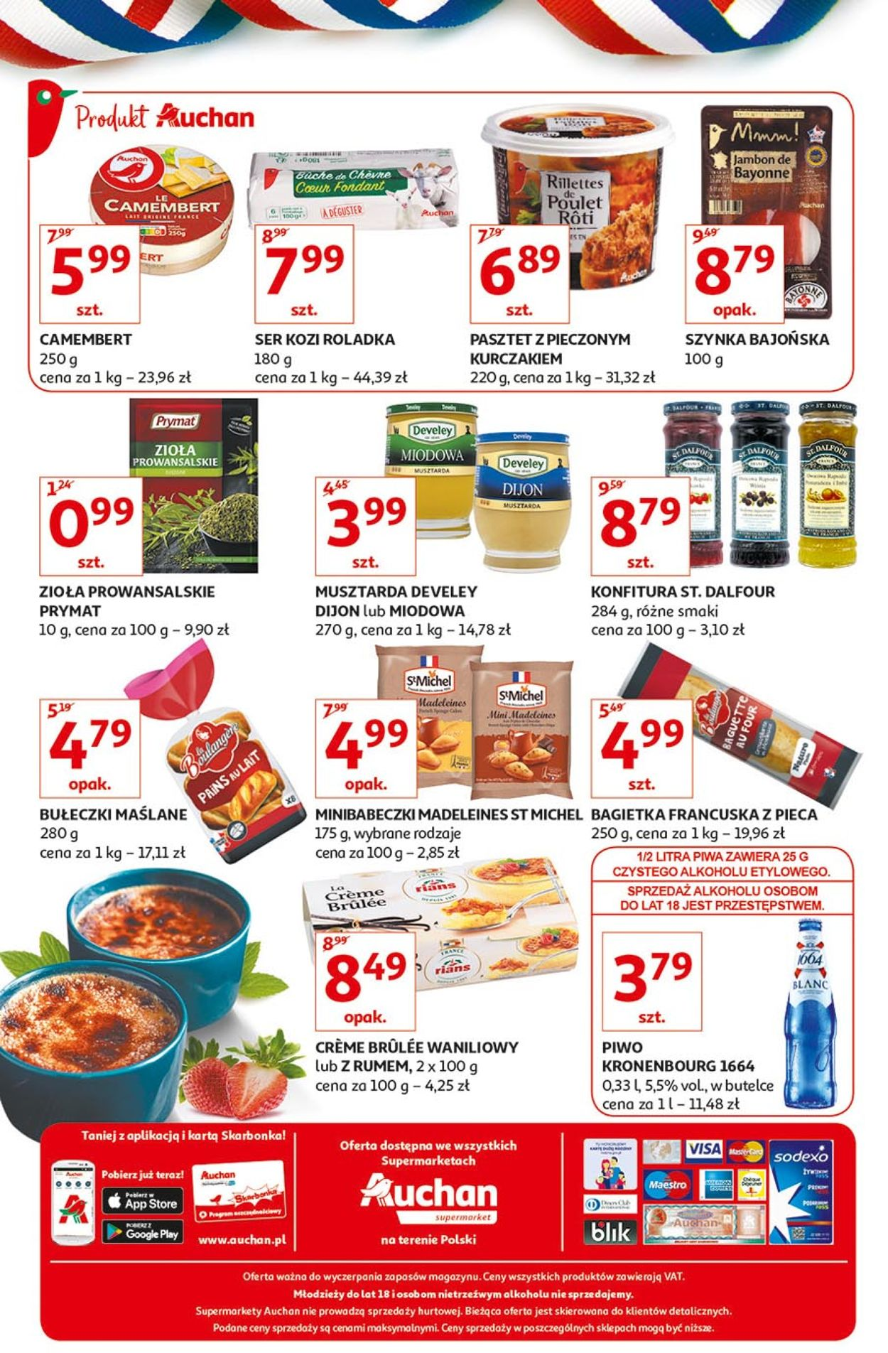 Gazetka promocyjna Auchan - 04.07-10.07.2019 (Strona 4)