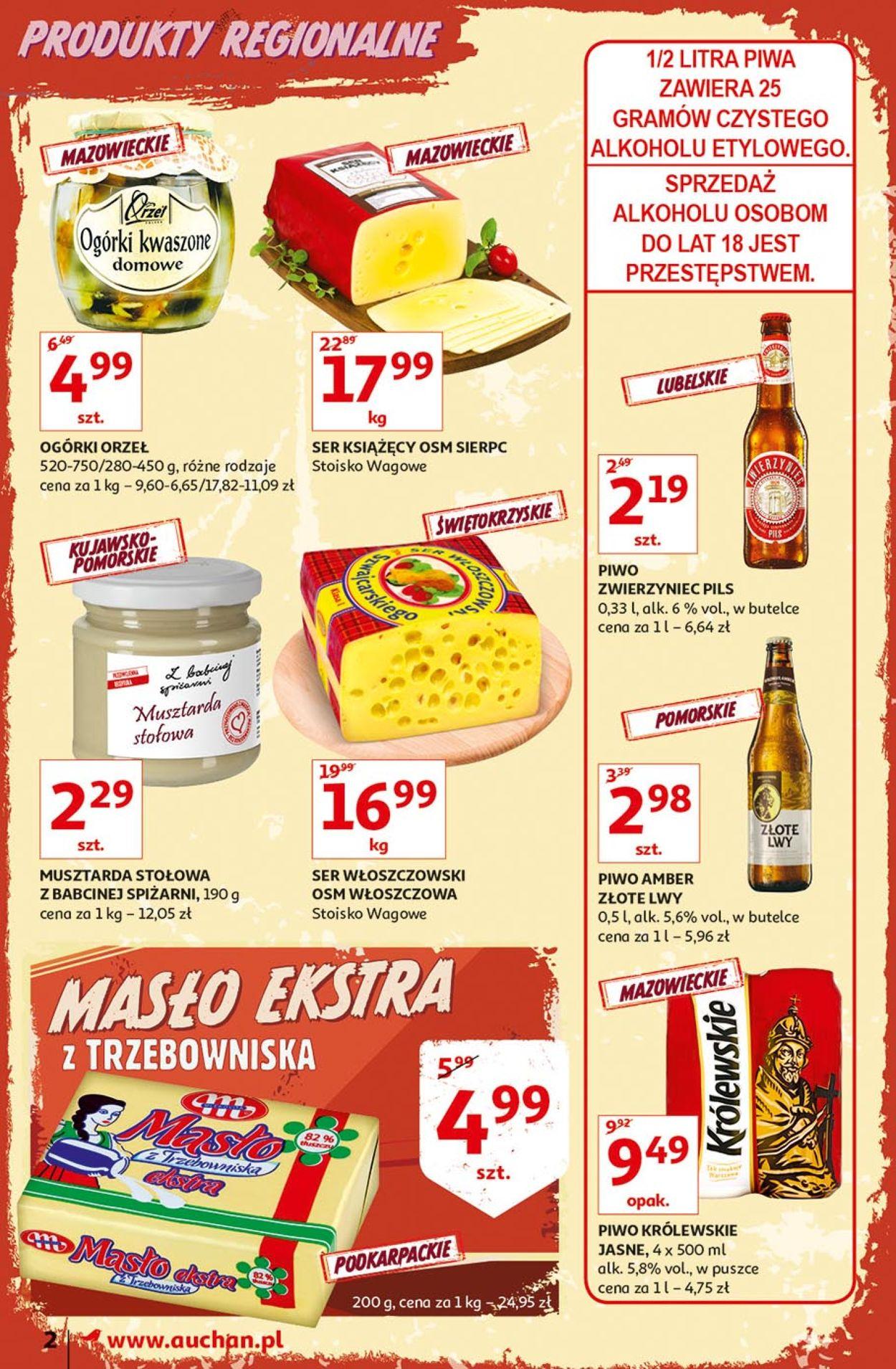 Gazetka promocyjna Auchan - 12.09-18.09.2019 (Strona 2)