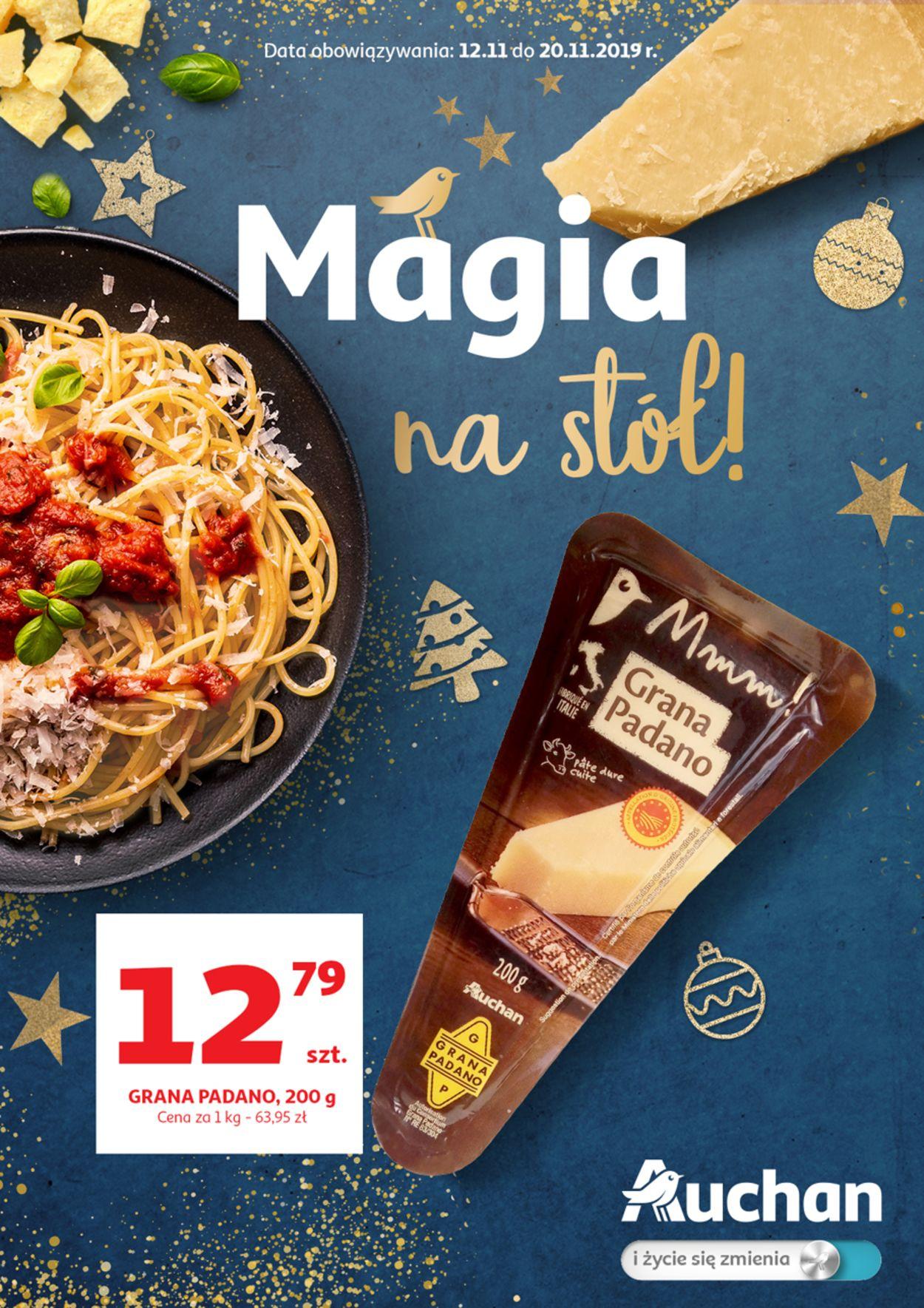 Gazetka promocyjna Auchan - 12.11-20.11.2019