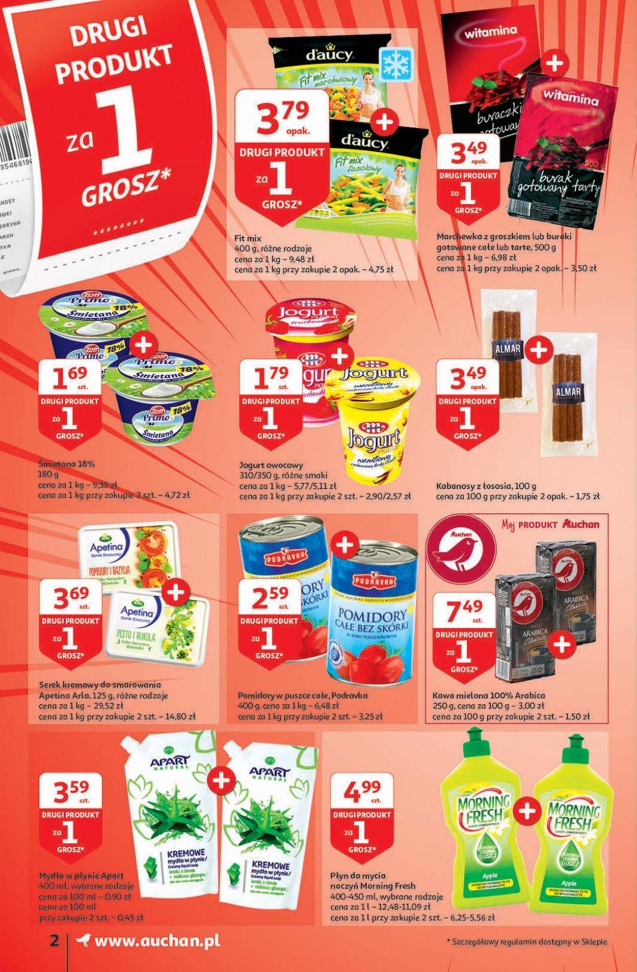 Gazetka promocyjna Auchan - 30.01-05.02.2020 (Strona 2)