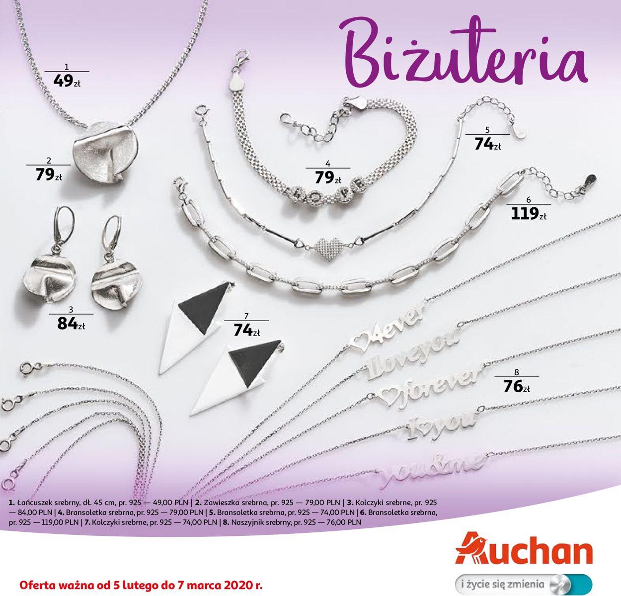 Gazetka promocyjna Auchan - 05.02-07.03.2020
