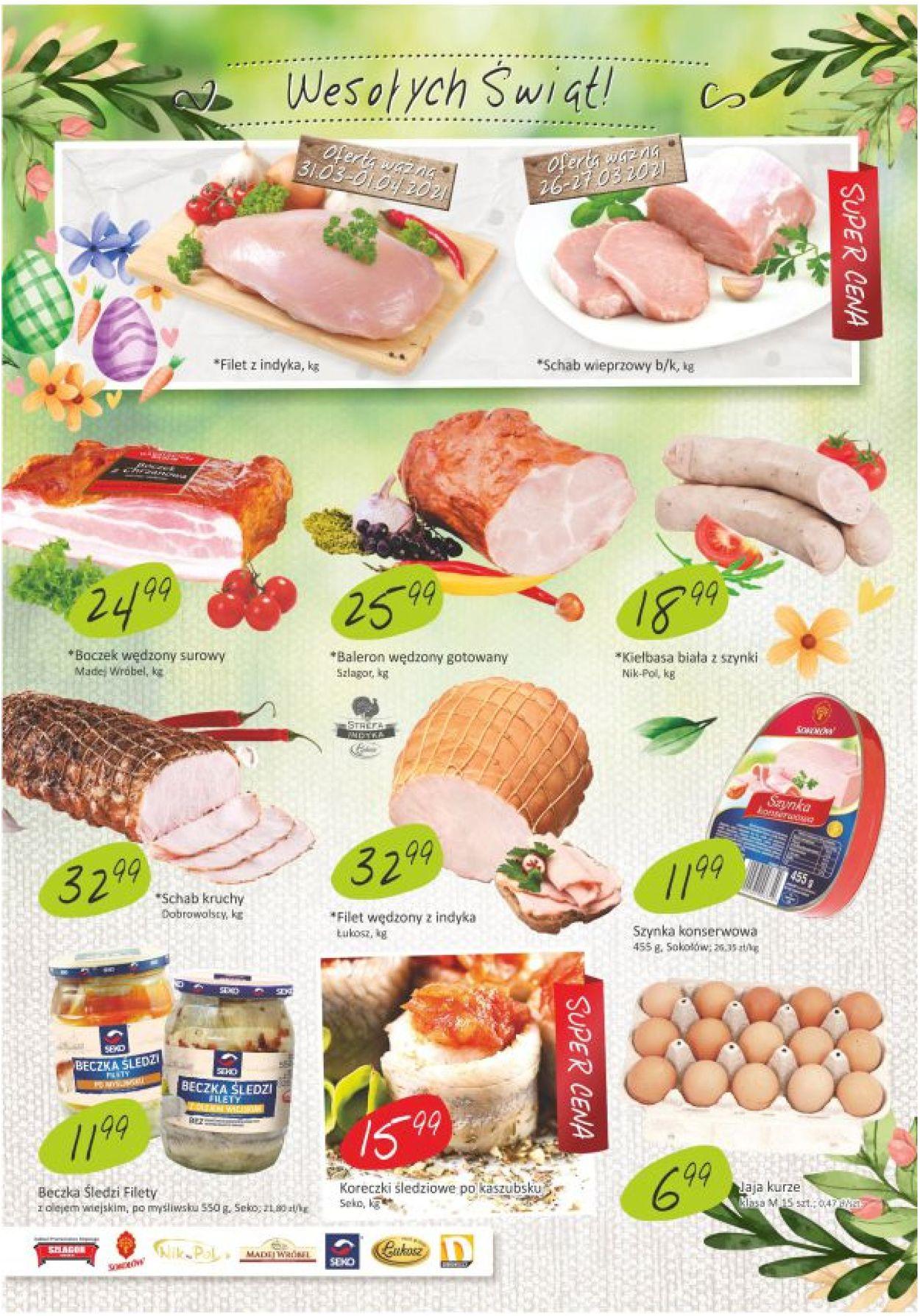 Gazetka promocyjna Avita Wielkanoc 2021! - 26.03-03.04.2021 (Strona 2)