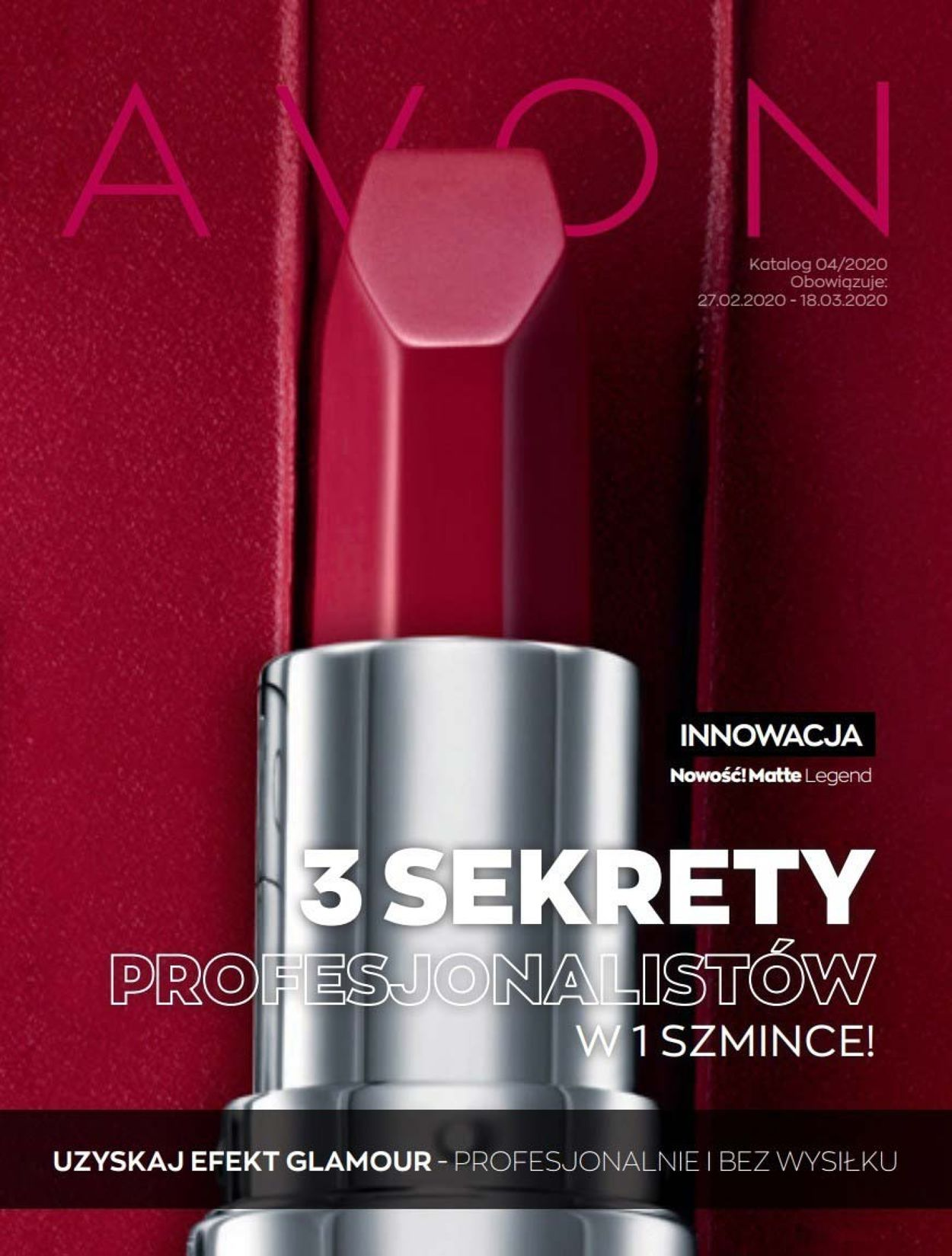 Gazetka promocyjna Avon - 27.02-18.03.2020