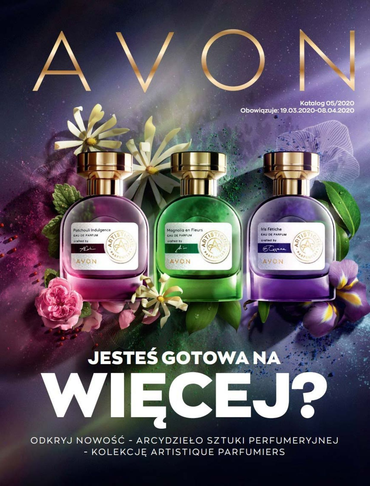 Gazetka promocyjna Avon - 19.03-08.04.2020