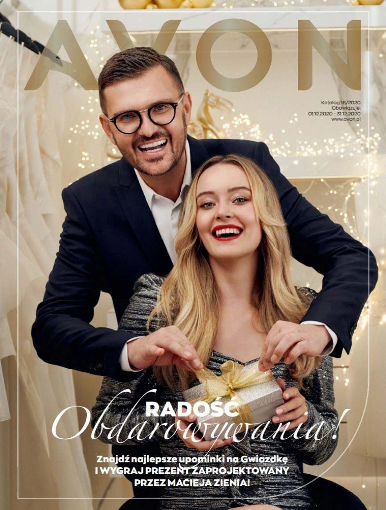 Gazetka promocyjna Avon - 01.12-31.12.2020