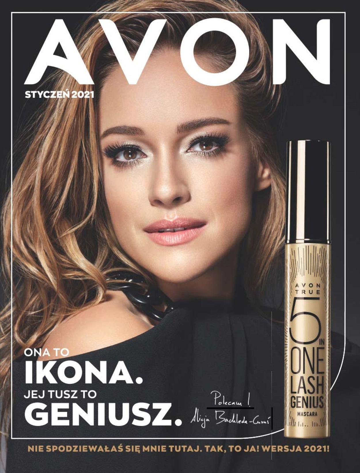 Gazetka promocyjna Avon - 01.01-31.01.2021