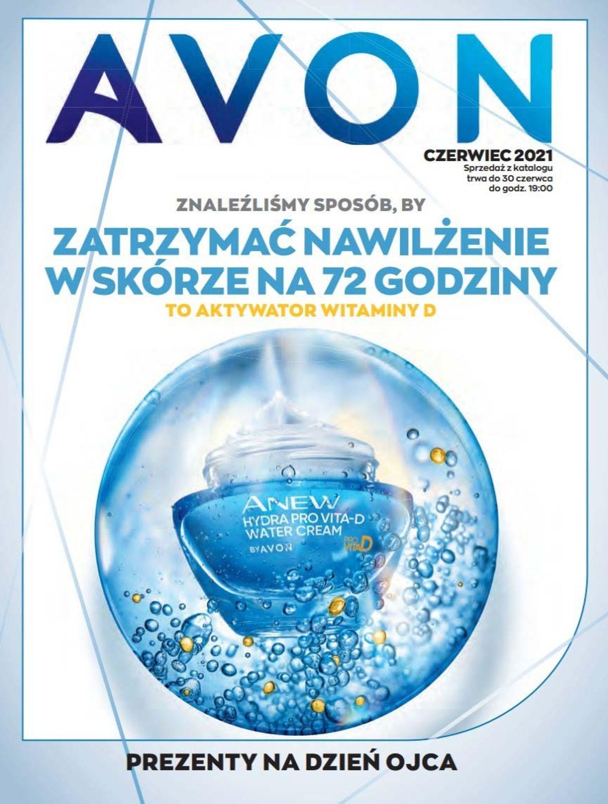 Gazetka promocyjna Avon - 01.06-30.06.2021
