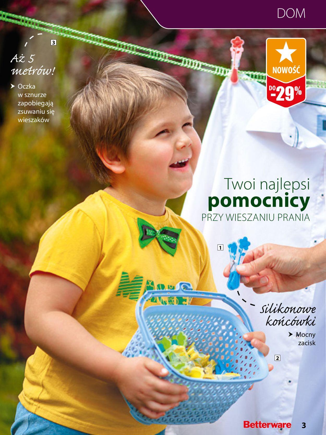 Gazetka promocyjna Betterware - 01.07-31.07.2020 (Strona 3)