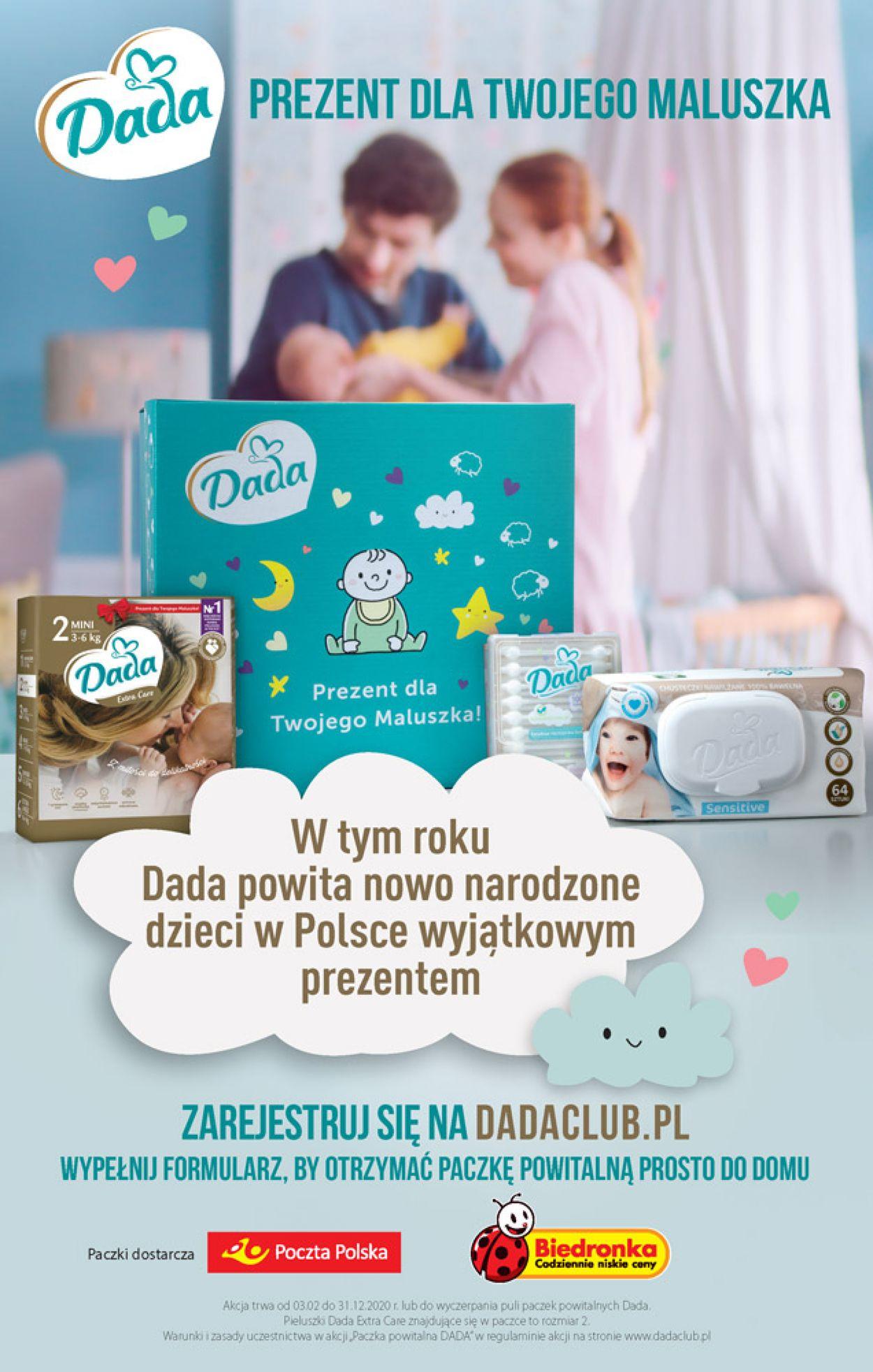 Gazetka promocyjna Biedronka - 10.02-15.02.2020 (Strona 64)