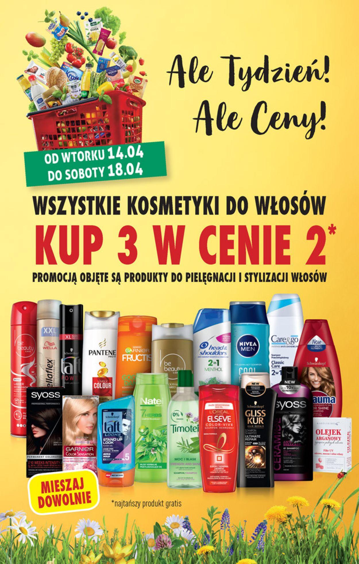Gazetka promocyjna Biedronka - 14.04-18.04.2020 (Strona 3)