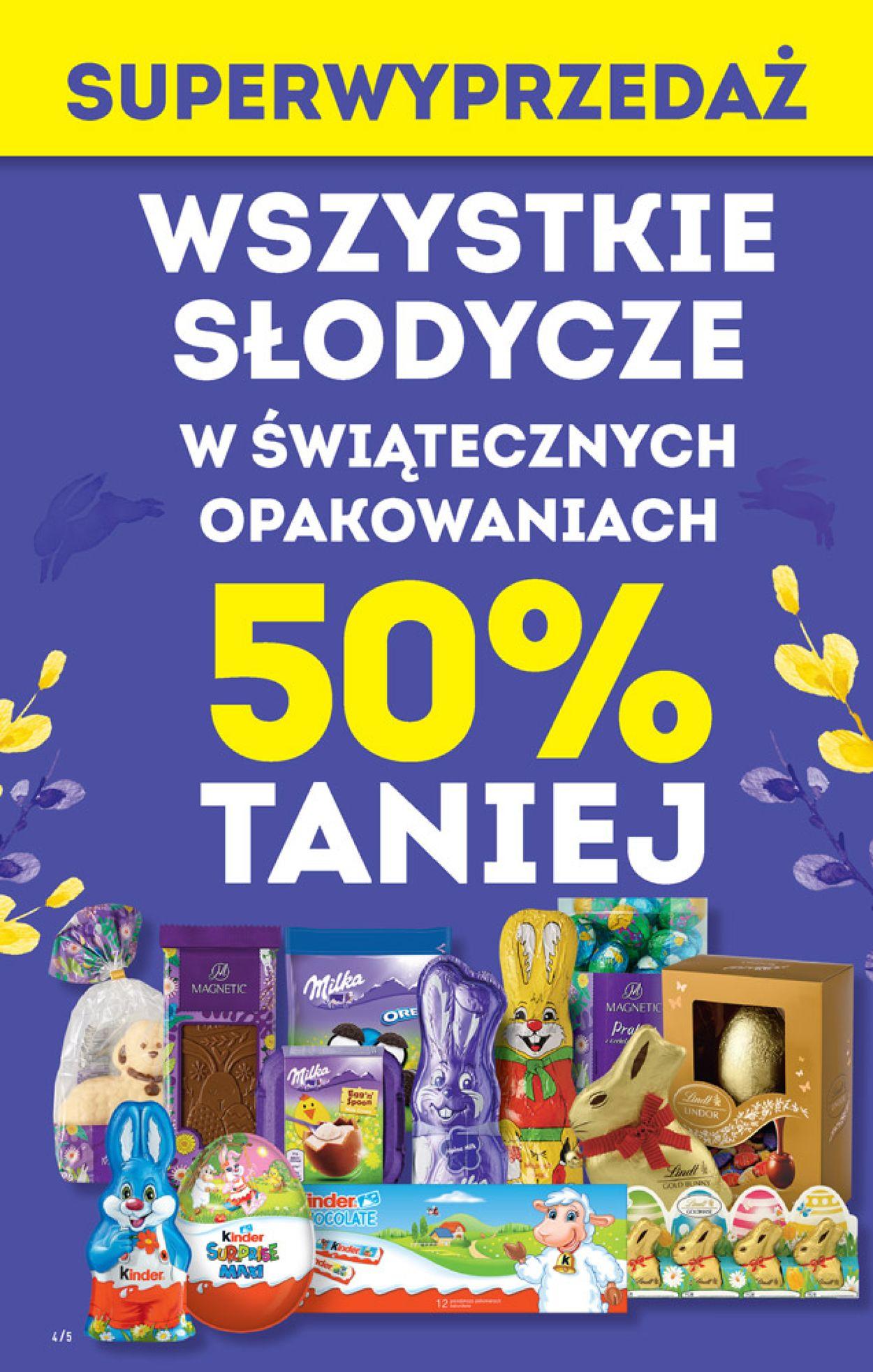 Gazetka promocyjna Biedronka - 14.04-18.04.2020 (Strona 4)