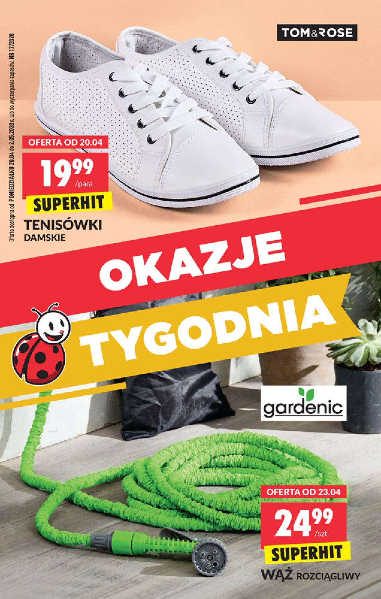 Gazetka promocyjna Biedronka - 20.04-02.05.2020