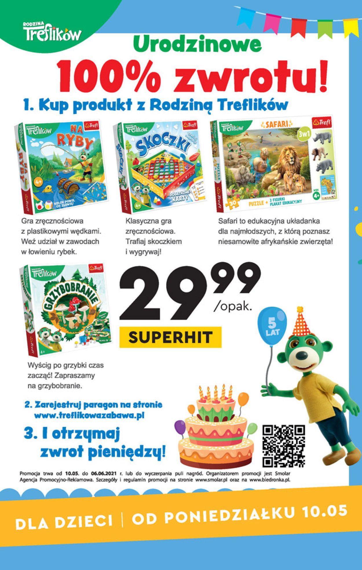 Gazetka promocyjna Biedronka - 10.05-26.05.2021 (Strona 3)