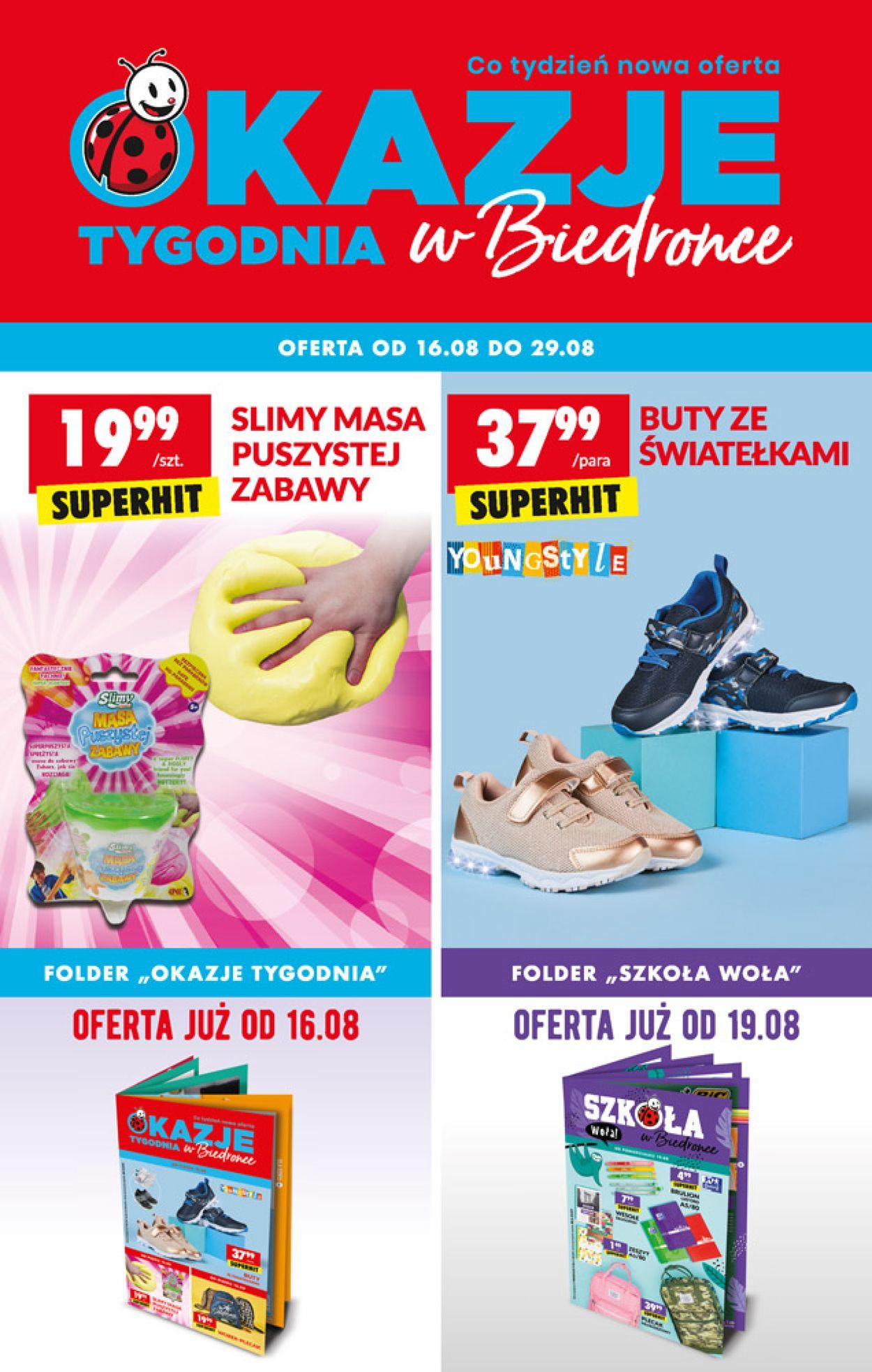 Gazetka promocyjna Biedronka - 16.08-21.08.2019 (Strona 64)
