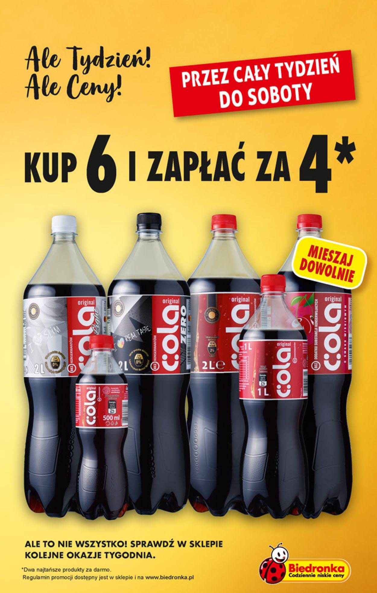 Gazetka promocyjna Biedronka - 02.09-07.09.2019 (Strona 3)