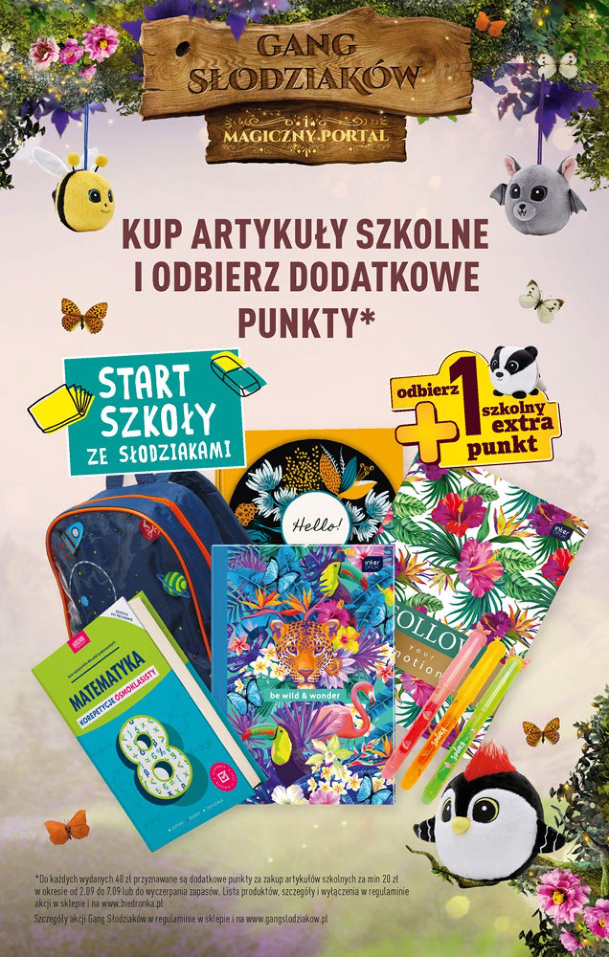 Gazetka promocyjna Biedronka - 02.09-07.09.2019 (Strona 64)