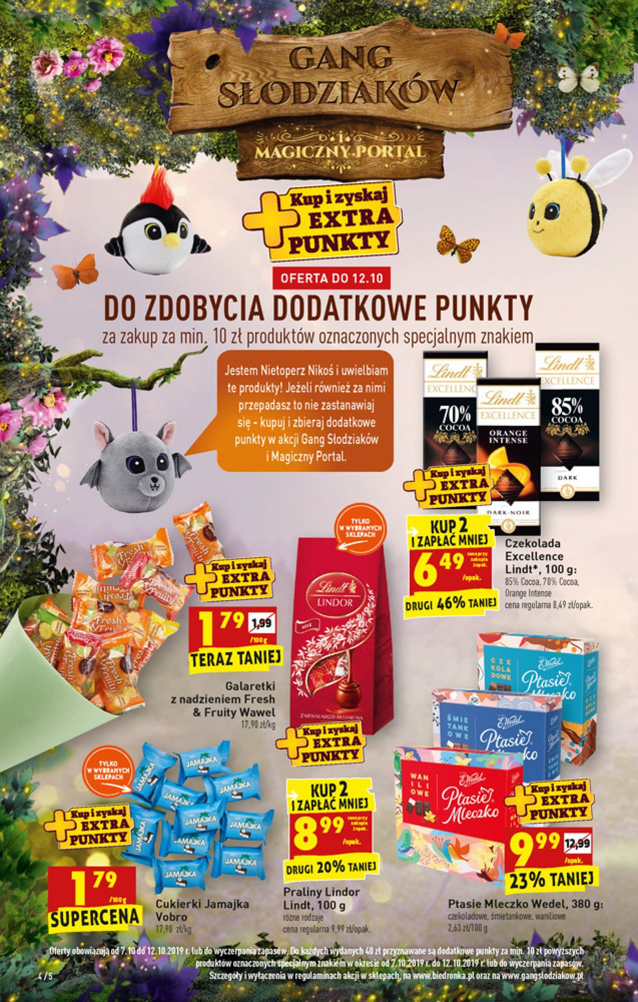 Gazetka promocyjna Biedronka - 10.10-16.10.2019 (Strona 4)