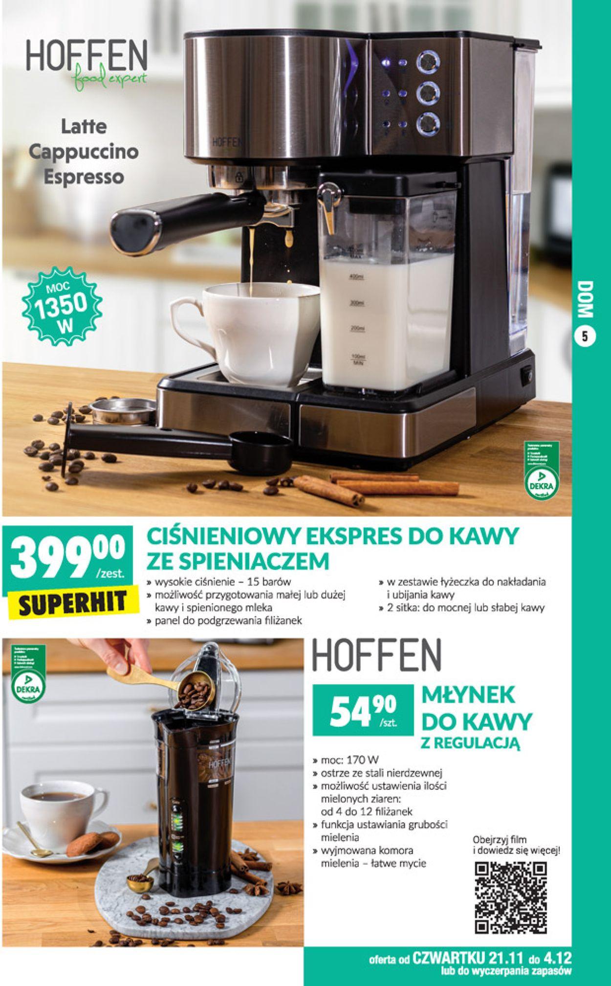 Gazetka promocyjna Biedronka - Gazetka Black Week 2019 - 21.11-04.12.2019 (Strona 5)