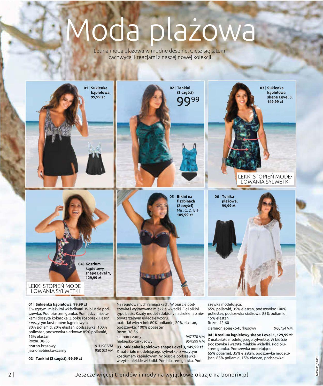 Gazetka promocyjna Bonprix - 01.06-18.07.2020 (Strona 4)