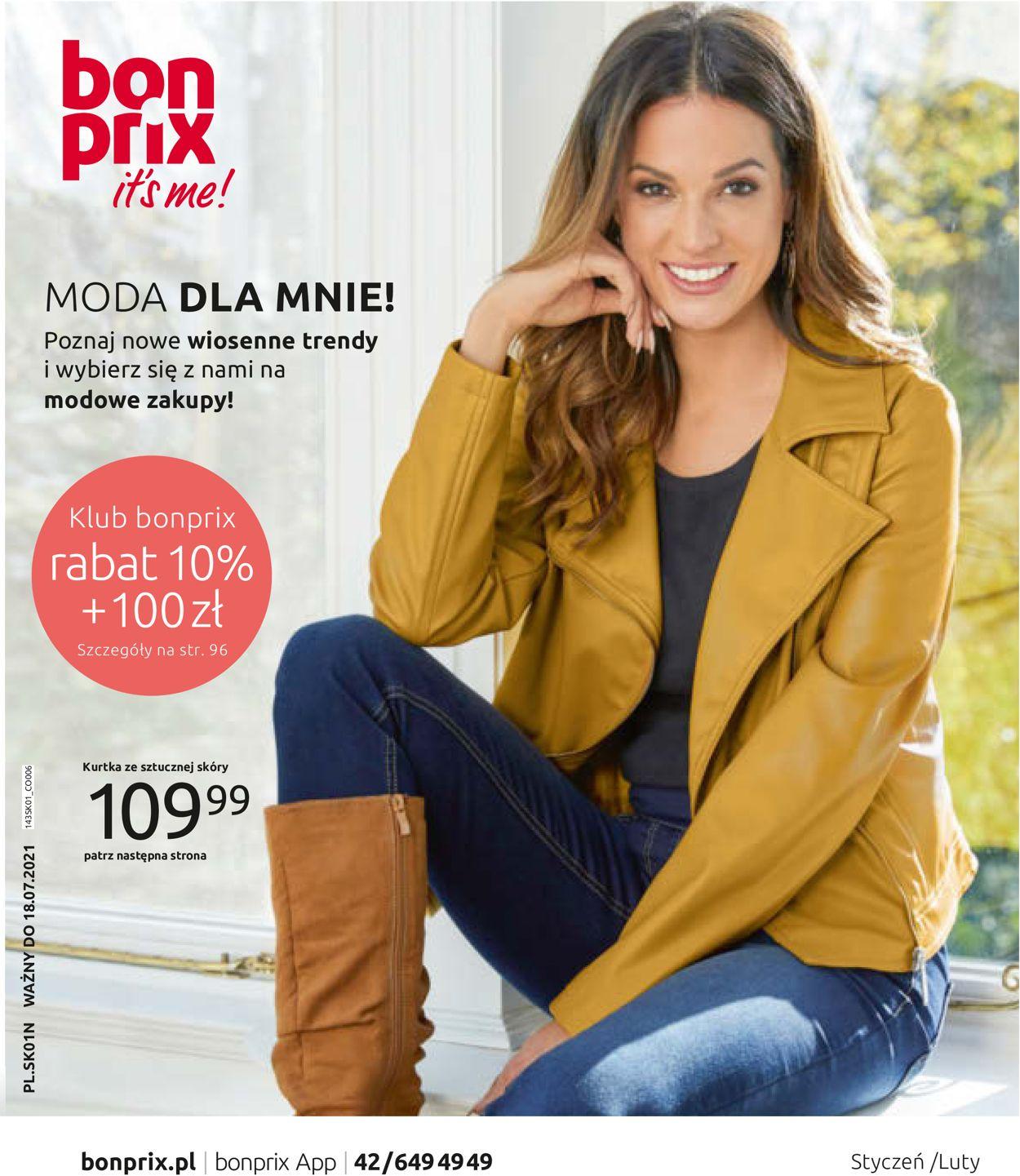 Gazetka promocyjna Bonprix - 20.01-28.02.2021