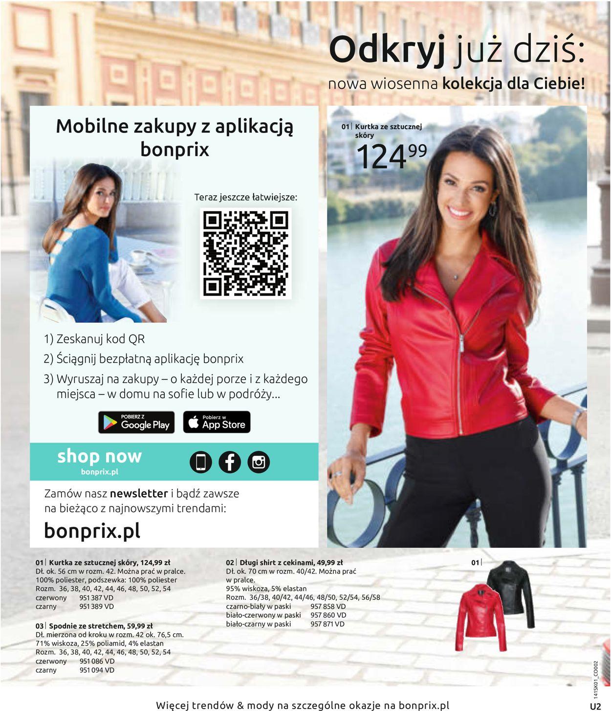 Gazetka promocyjna Bonprix - 27.01-17.03.2020 (Strona 2)