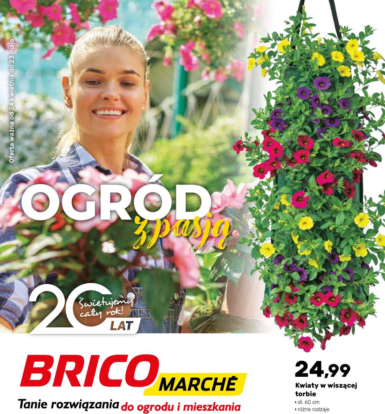 Gazetka promocyjna Bricomarché - 24.04-23.05.2020