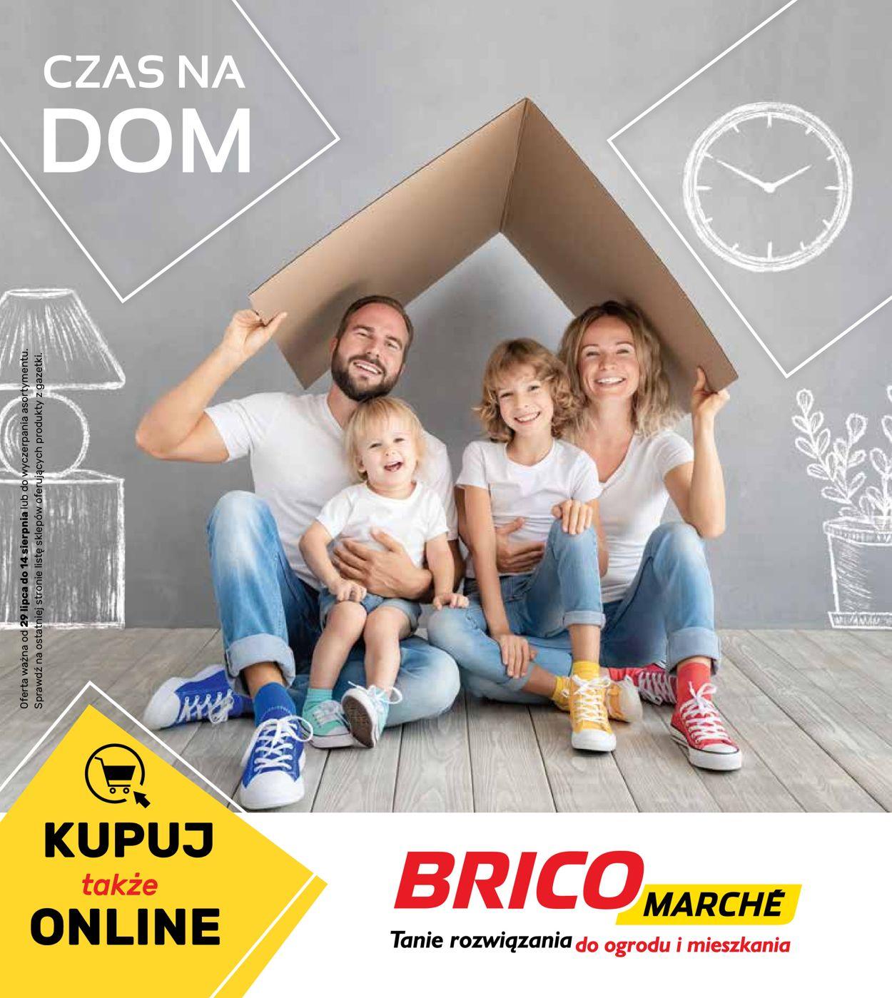 Gazetka promocyjna Bricomarché - 29.07-14.08.2020
