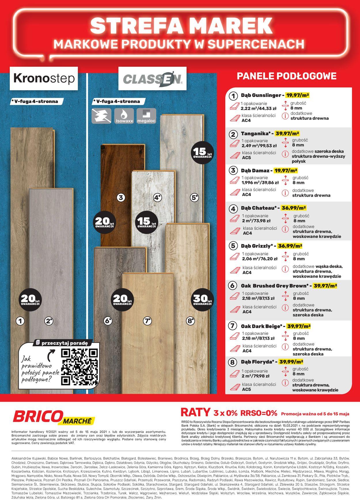 Gazetka promocyjna Bricomarché - 05.05-15.05.2021 (Strona 8)