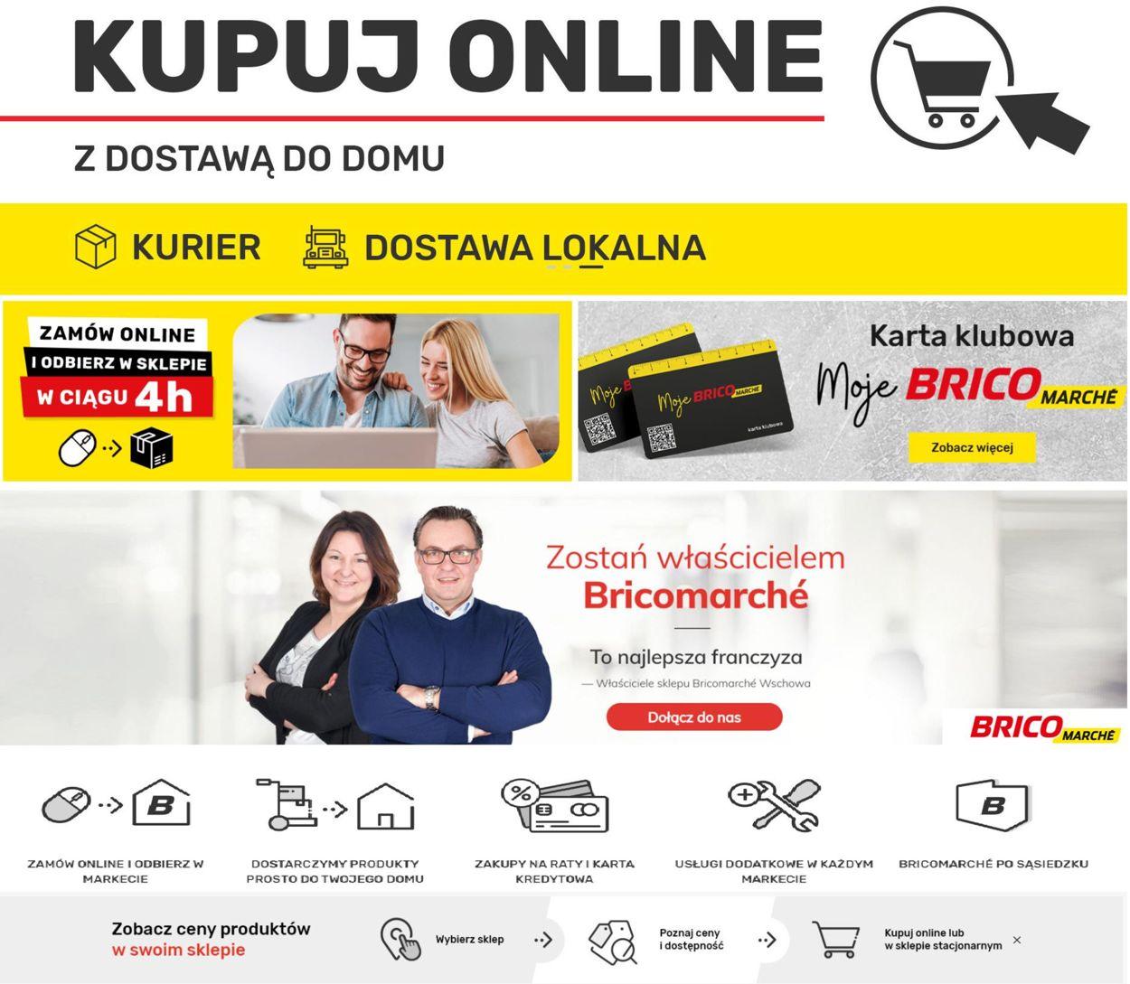 Gazetka promocyjna Bricomarché - 14.06-21.06.2021