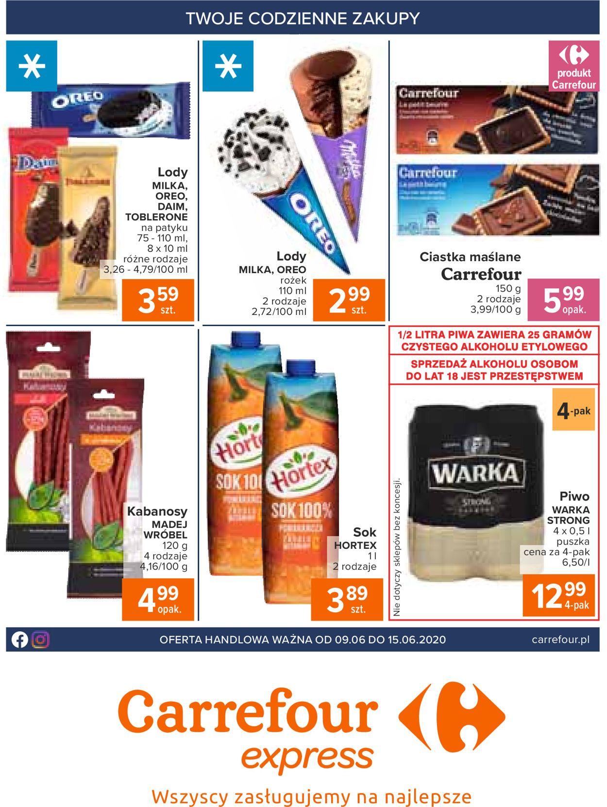 Gazetka promocyjna Carrefour Express - 09.06-15.06.2020 (Strona 2)