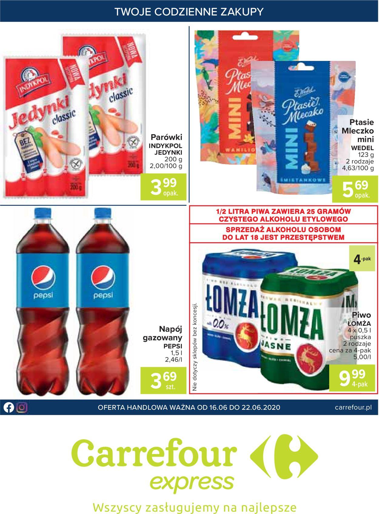 Gazetka promocyjna Carrefour Express - 16.06-22.06.2020 (Strona 2)