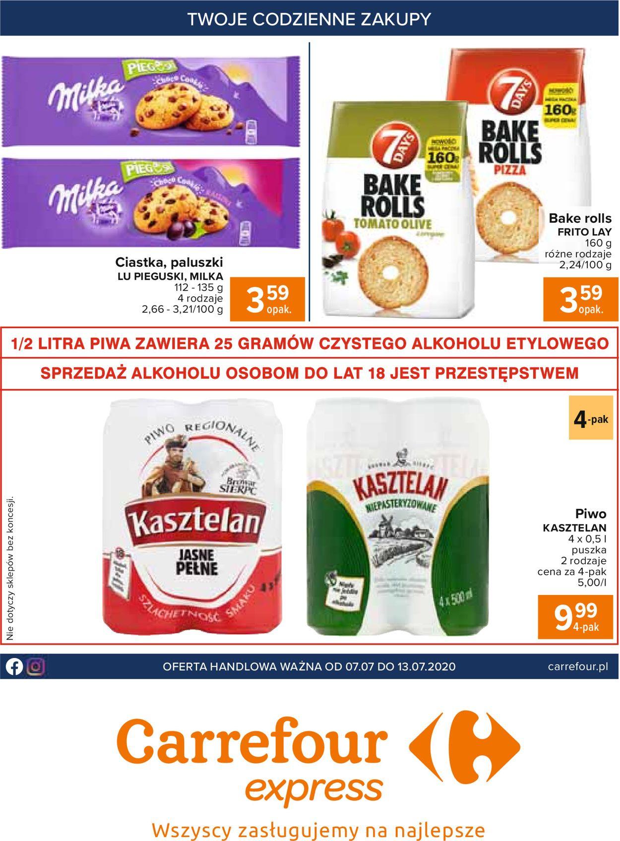Gazetka promocyjna Carrefour Express - 07.07-13.07.2020 (Strona 2)