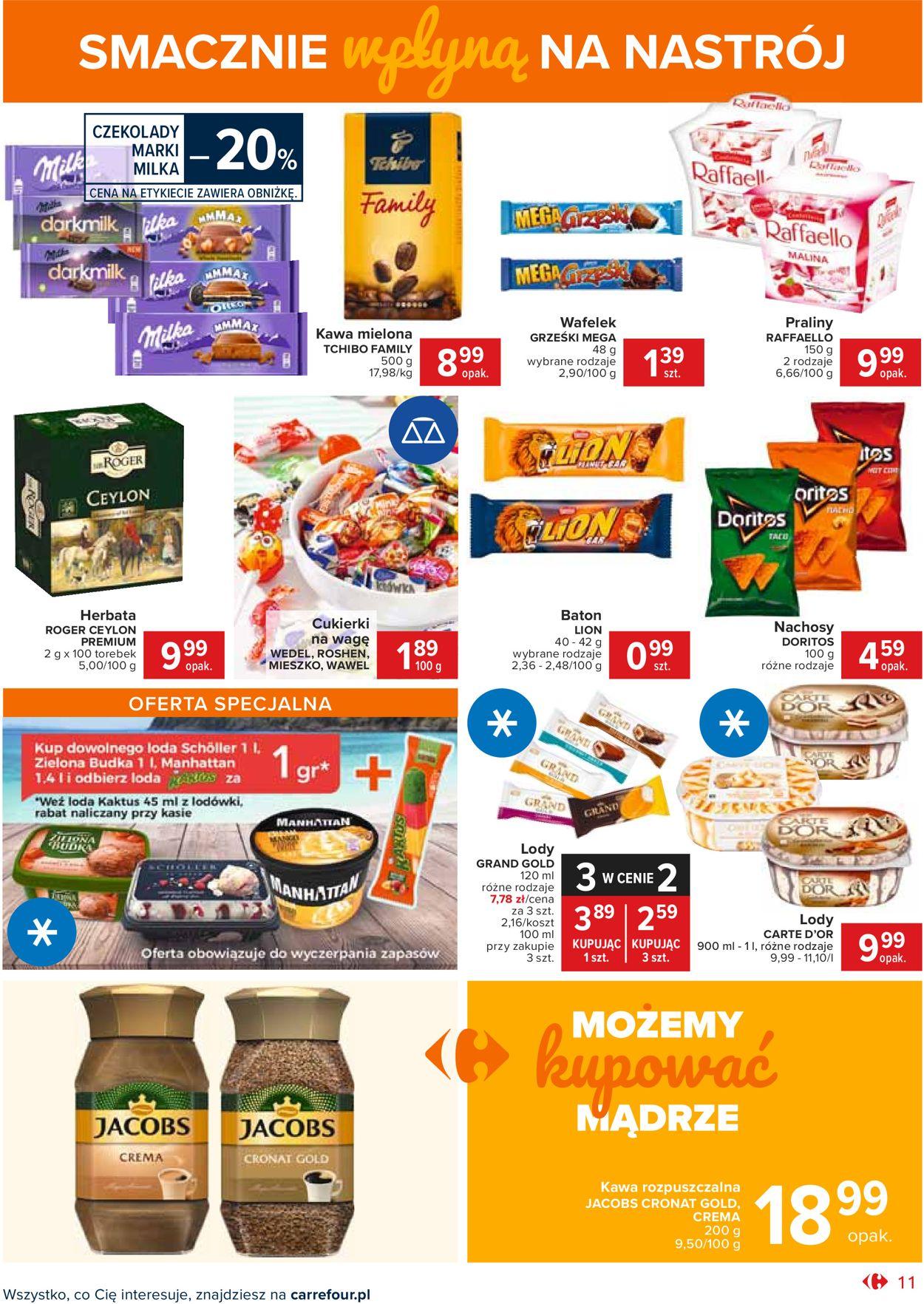 Gazetka promocyjna Carrefour Market - 21.07-01.08.2020 (Strona 11)