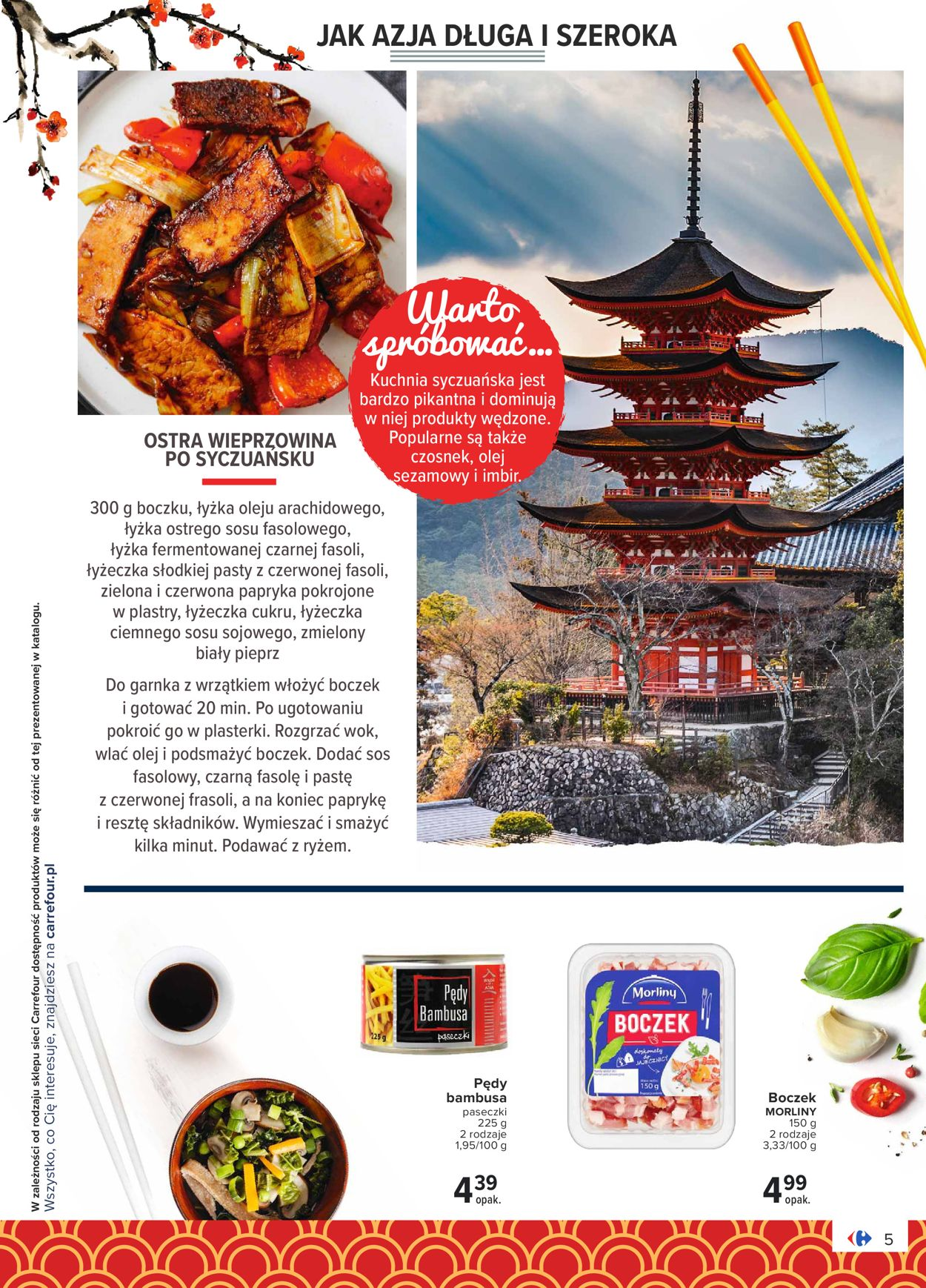 Gazetka promocyjna Carrefour Market - 04.08-14.08.2020 (Strona 5)