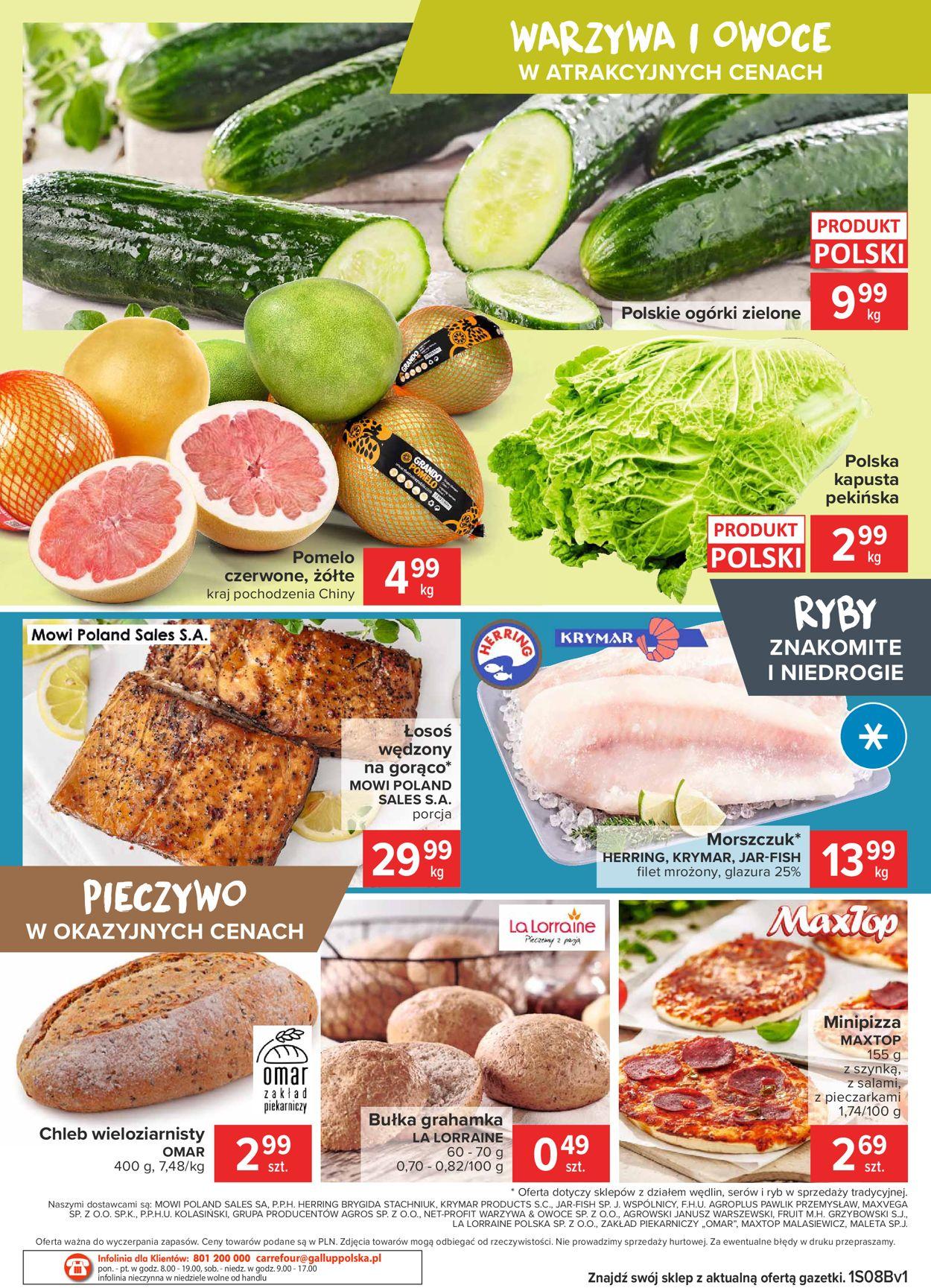 Gazetka promocyjna Carrefour Market - 23.02-01.03.2021 (Strona 2)