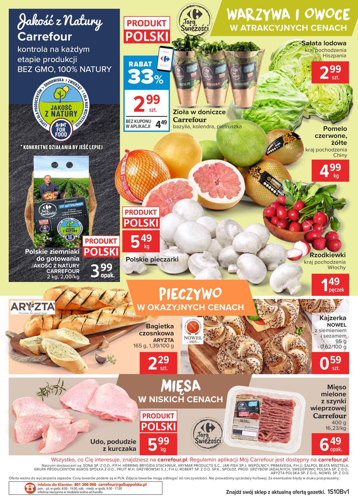 Gazetka promocyjna Carrefour Market - 09.03-15.03.2021 (Strona 2)