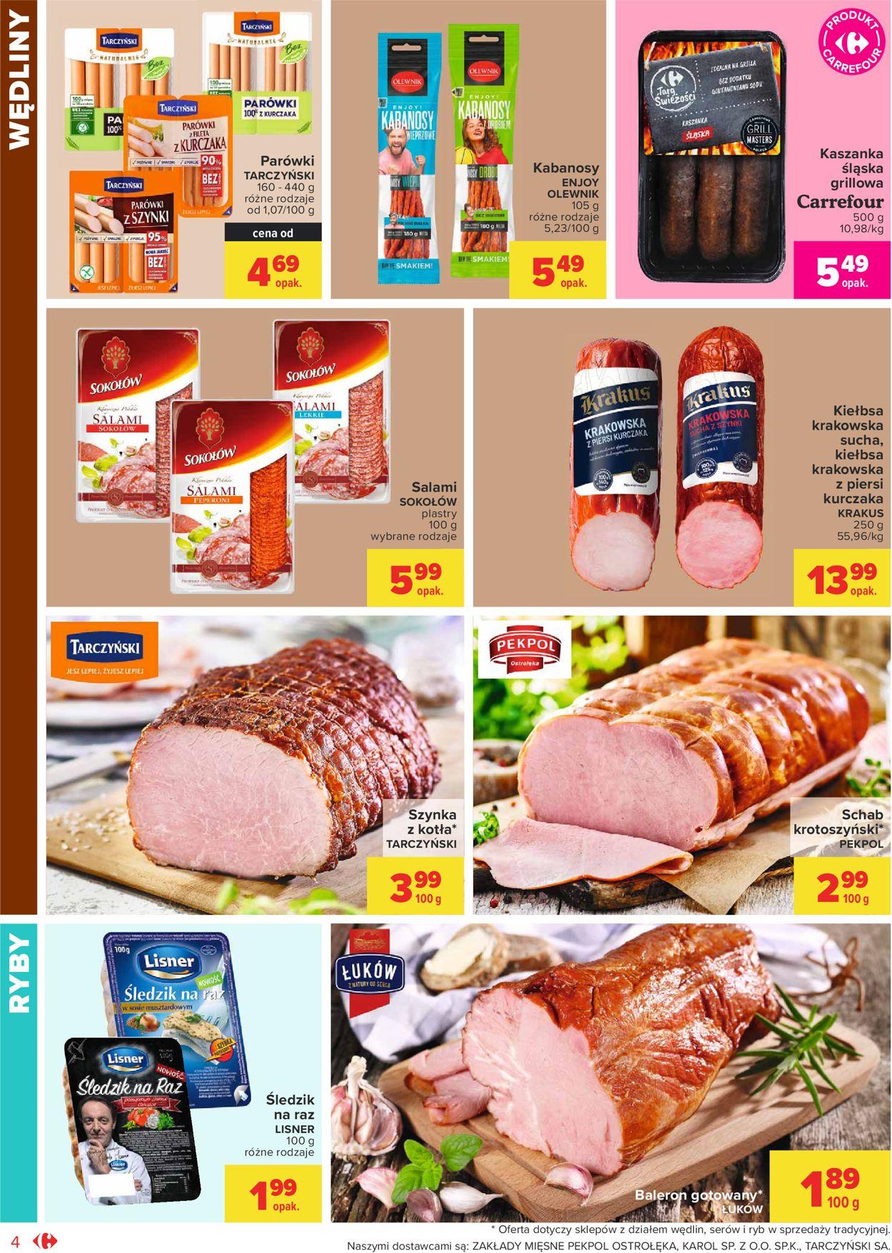 Gazetka promocyjna Carrefour Market - 20.04-30.04.2021 (Strona 4)