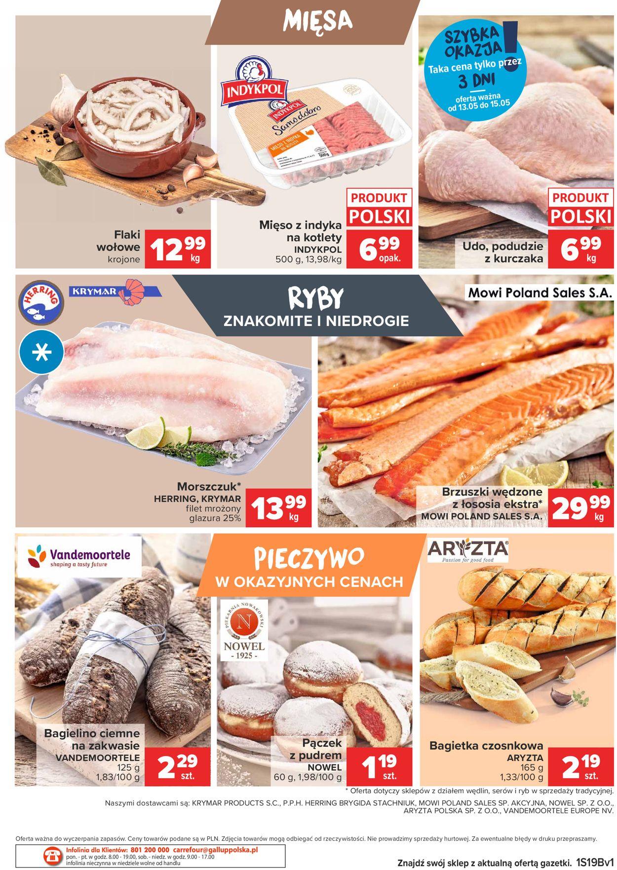 Gazetka promocyjna Carrefour Market Targi świeżości - 11.05-17.05.2021 (Strona 2)
