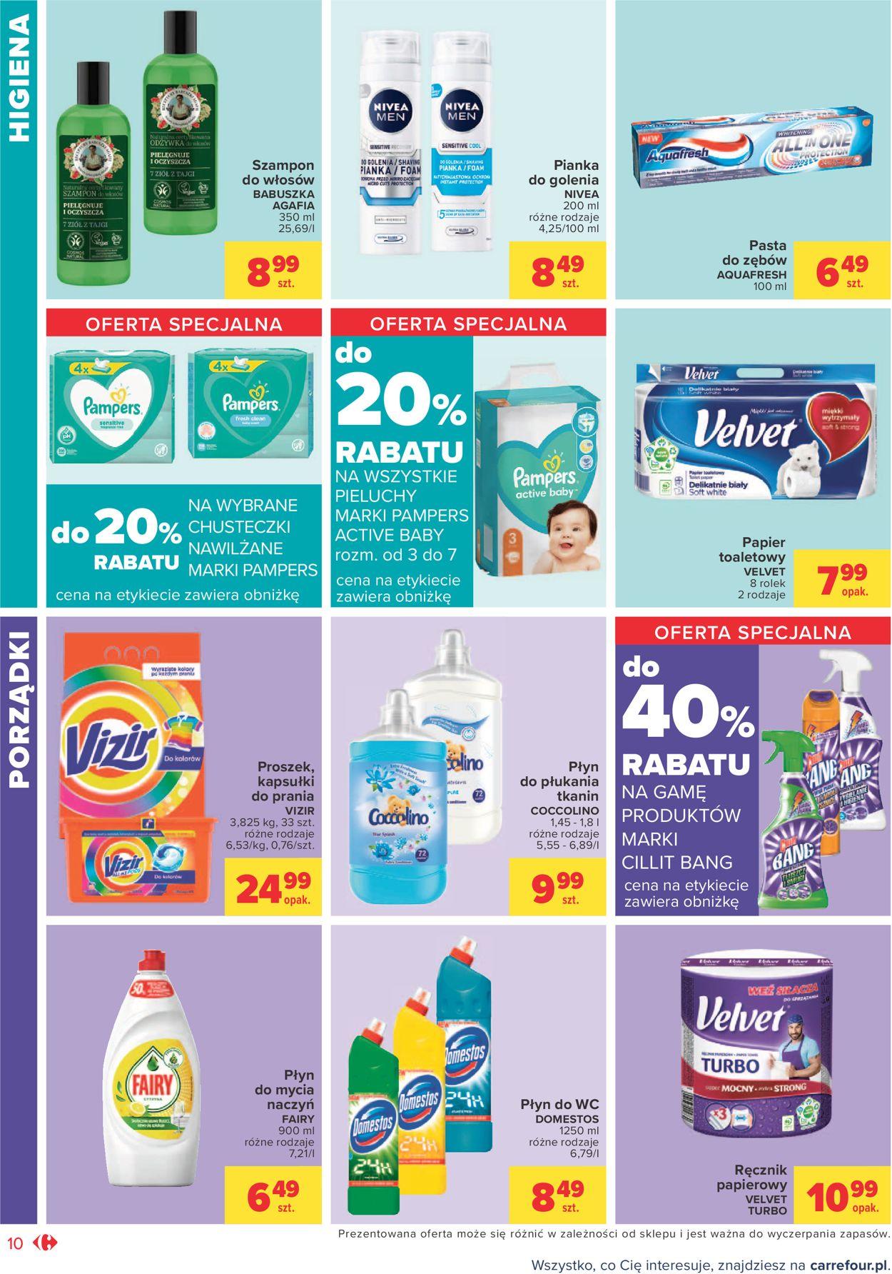 Gazetka promocyjna Carrefour Market - 13.07-24.07.2021 (Strona 10)