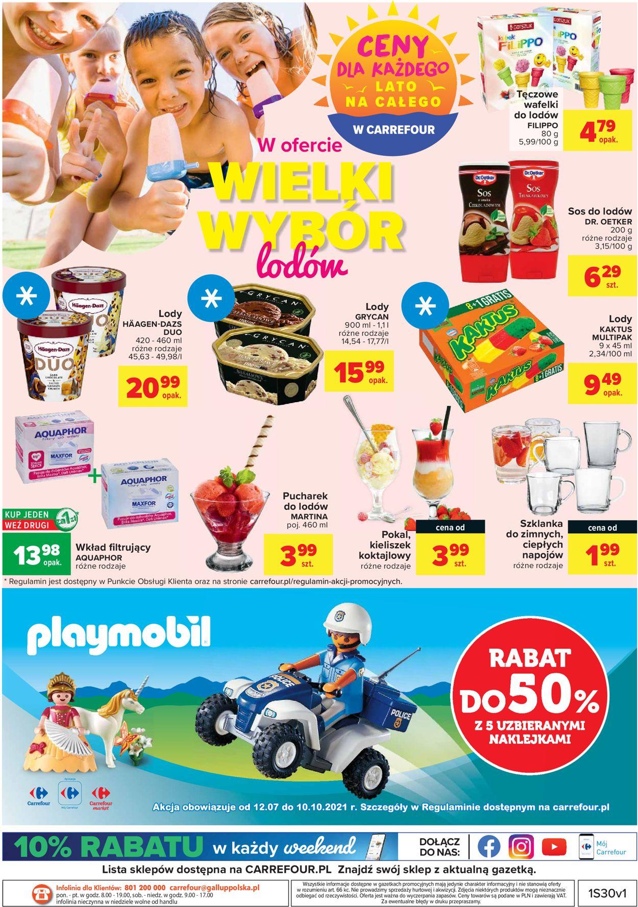 Gazetka promocyjna Carrefour Market - 27.07-07.08.2021 (Strona 13)
