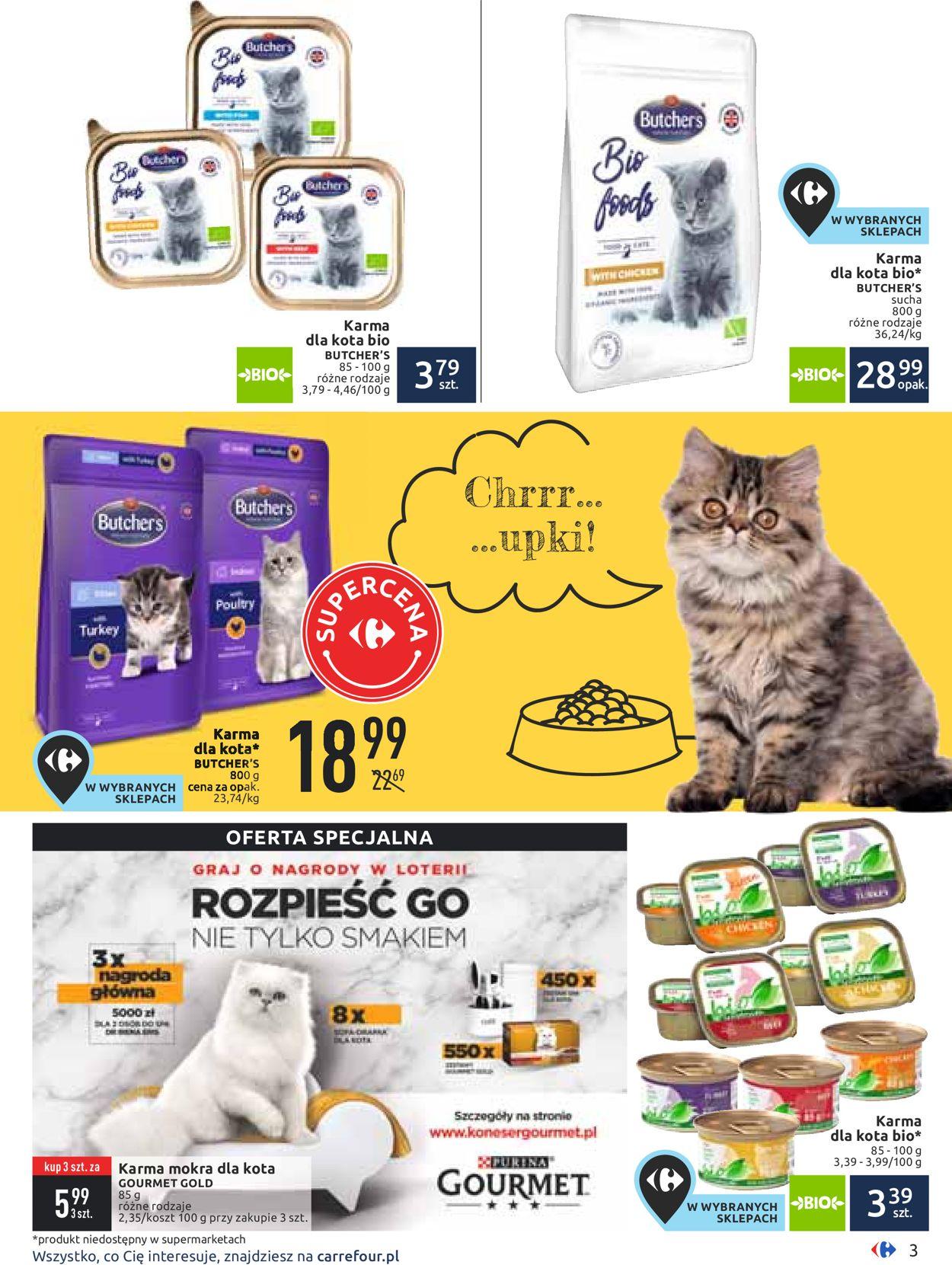Gazetka promocyjna Carrefour - 11.02-24.02.2020 (Strona 3)