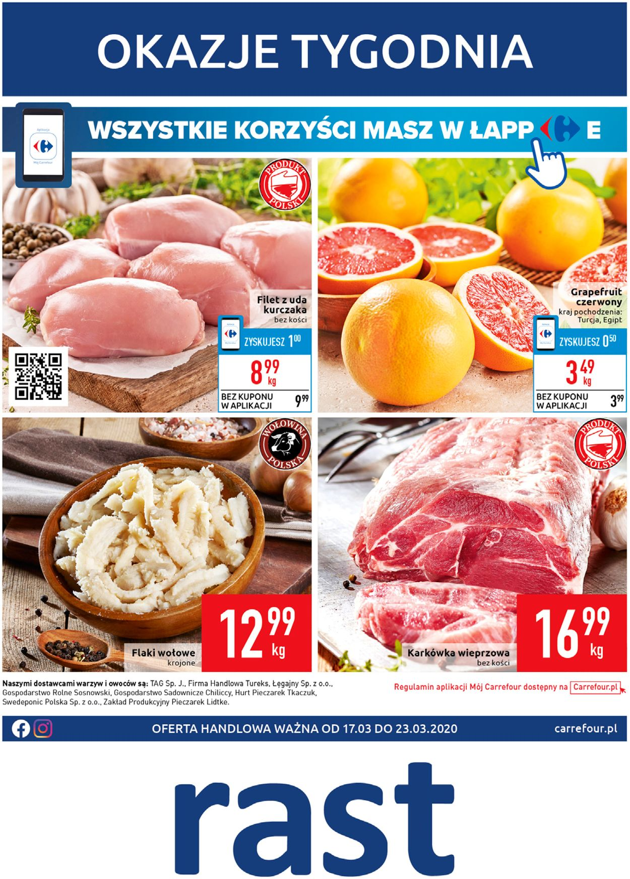 Gazetka promocyjna Carrefour - 17.03-23.03.2020