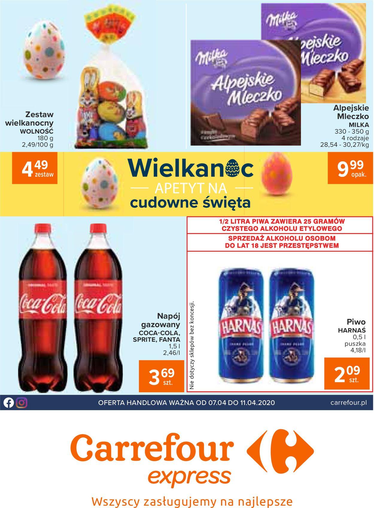 Gazetka promocyjna Carrefour - 07.04-11.04.2020 (Strona 2)