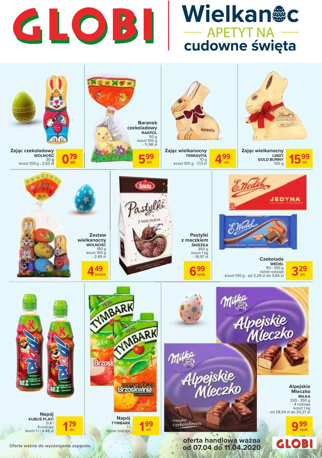 Gazetka promocyjna Carrefour - 07.04-11.04.2020