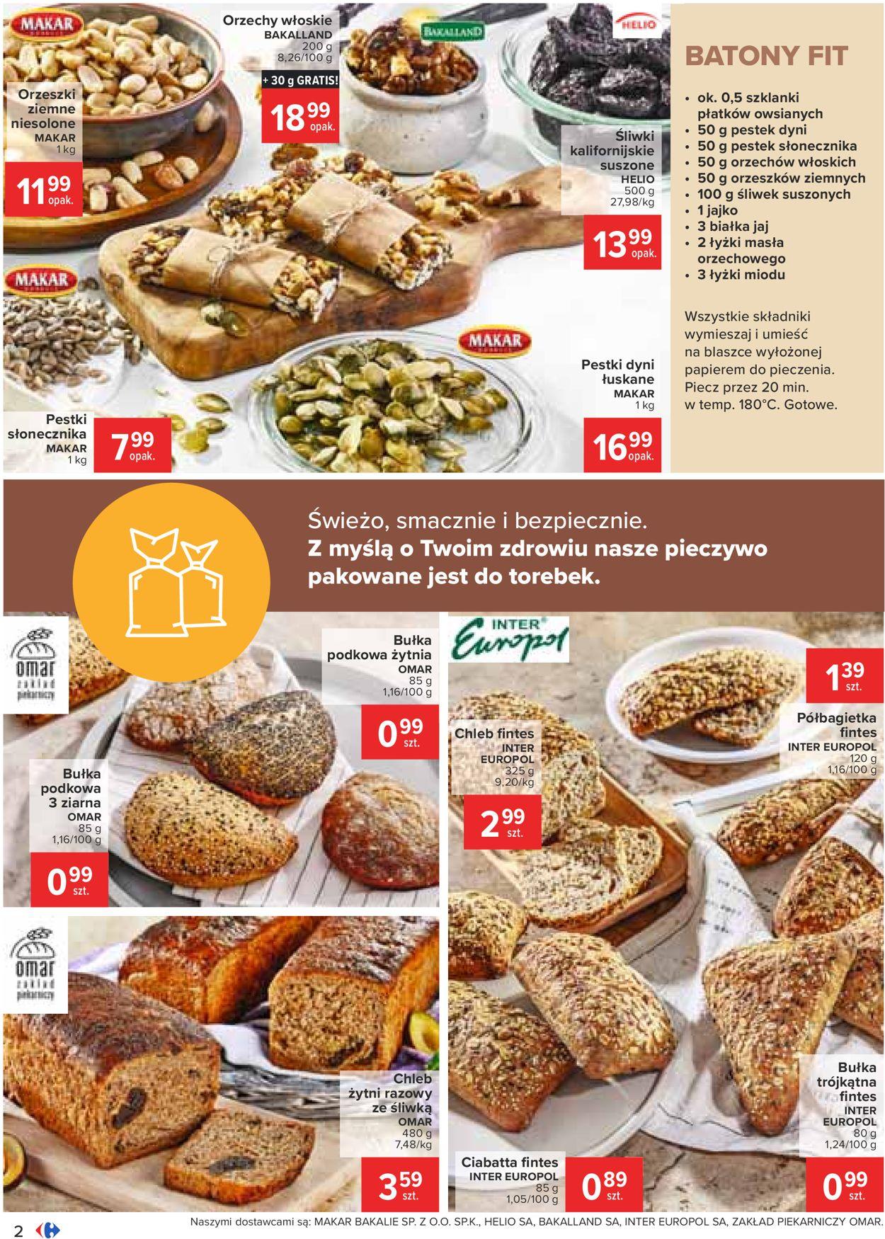 Gazetka promocyjna Carrefour - 15.04-26.04.2020 (Strona 2)