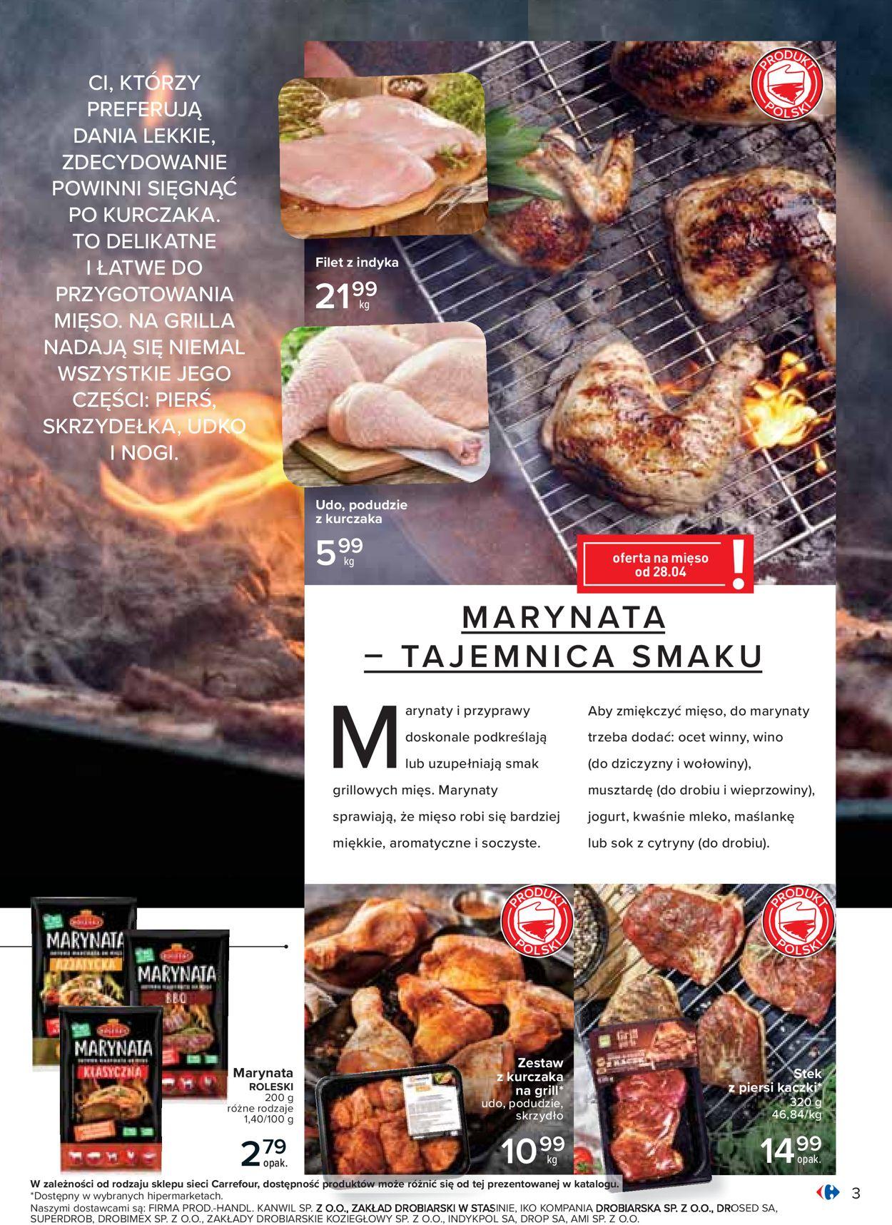 Gazetka promocyjna Carrefour - 24.04-09.05.2020 (Strona 3)
