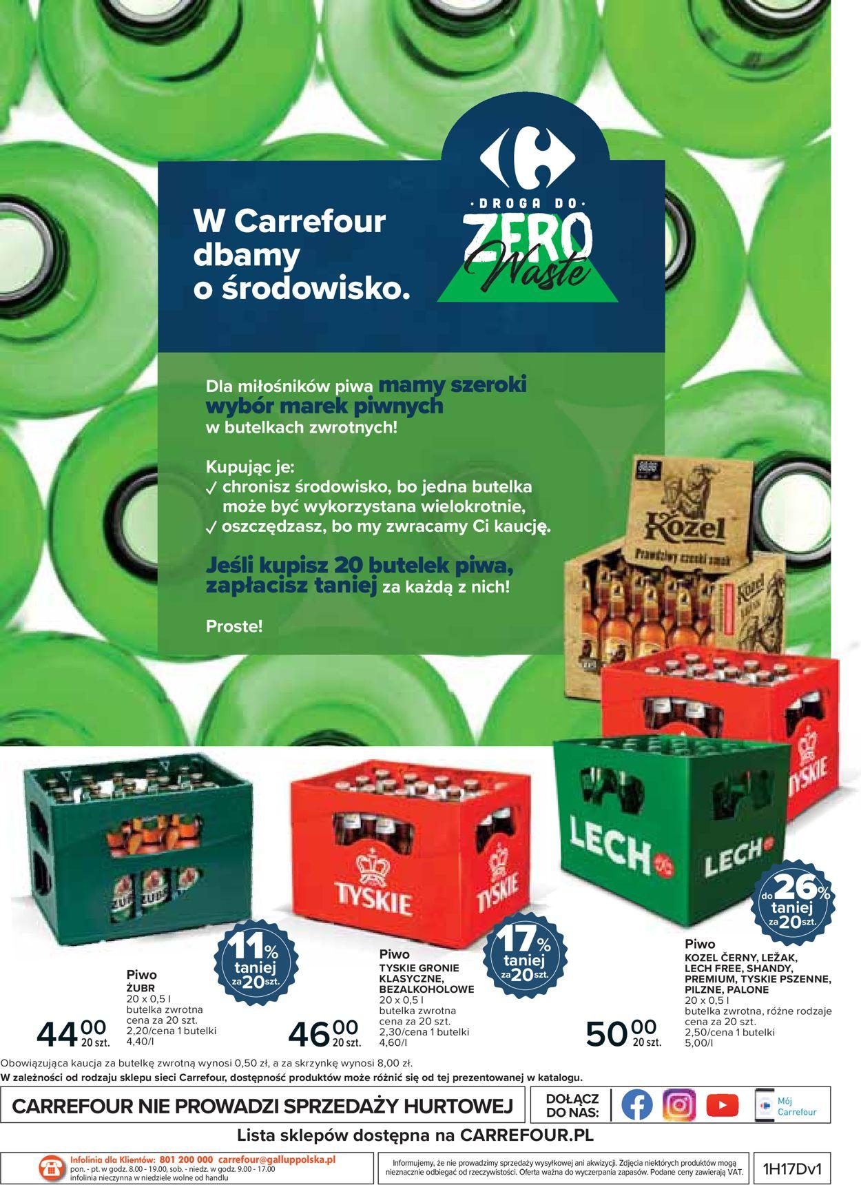 Gazetka promocyjna Carrefour - 24.04-09.05.2020 (Strona 22)