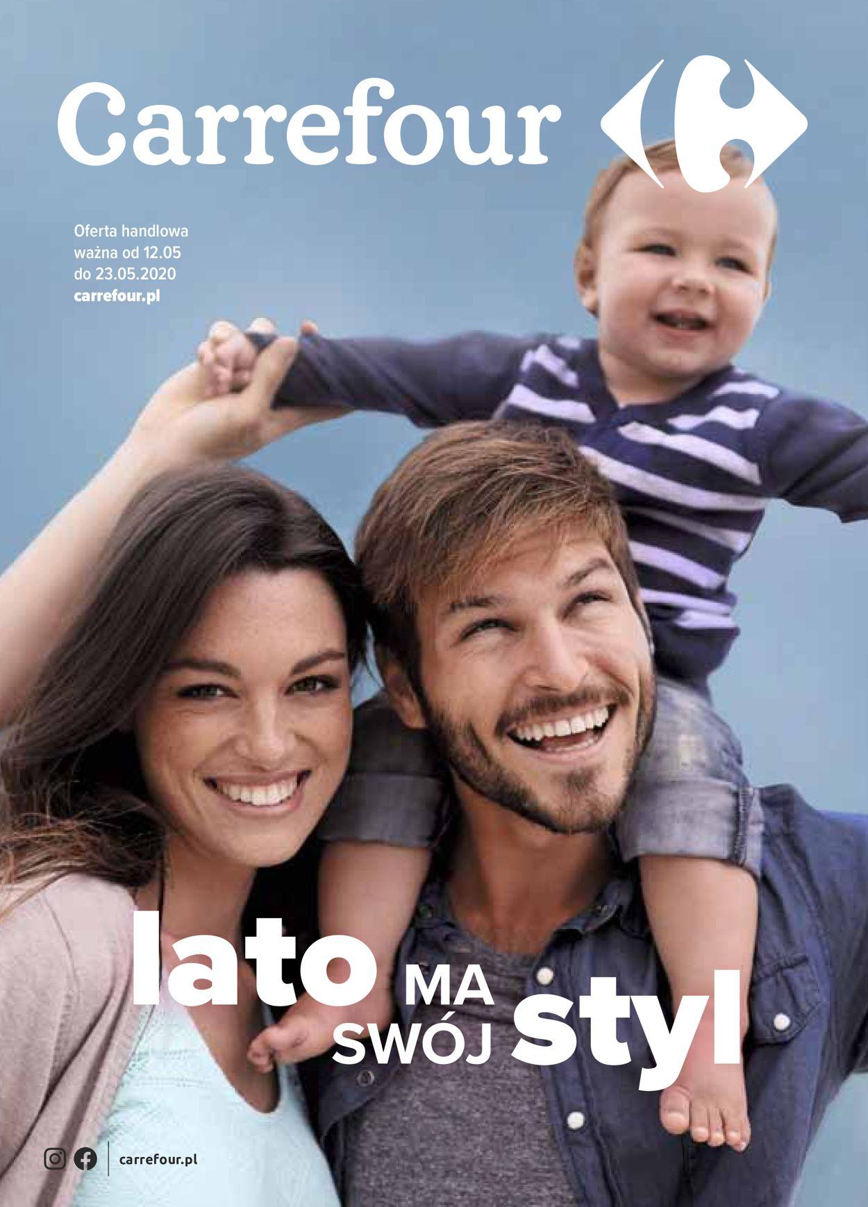 Gazetka promocyjna Carrefour - 12.05-23.05.2020