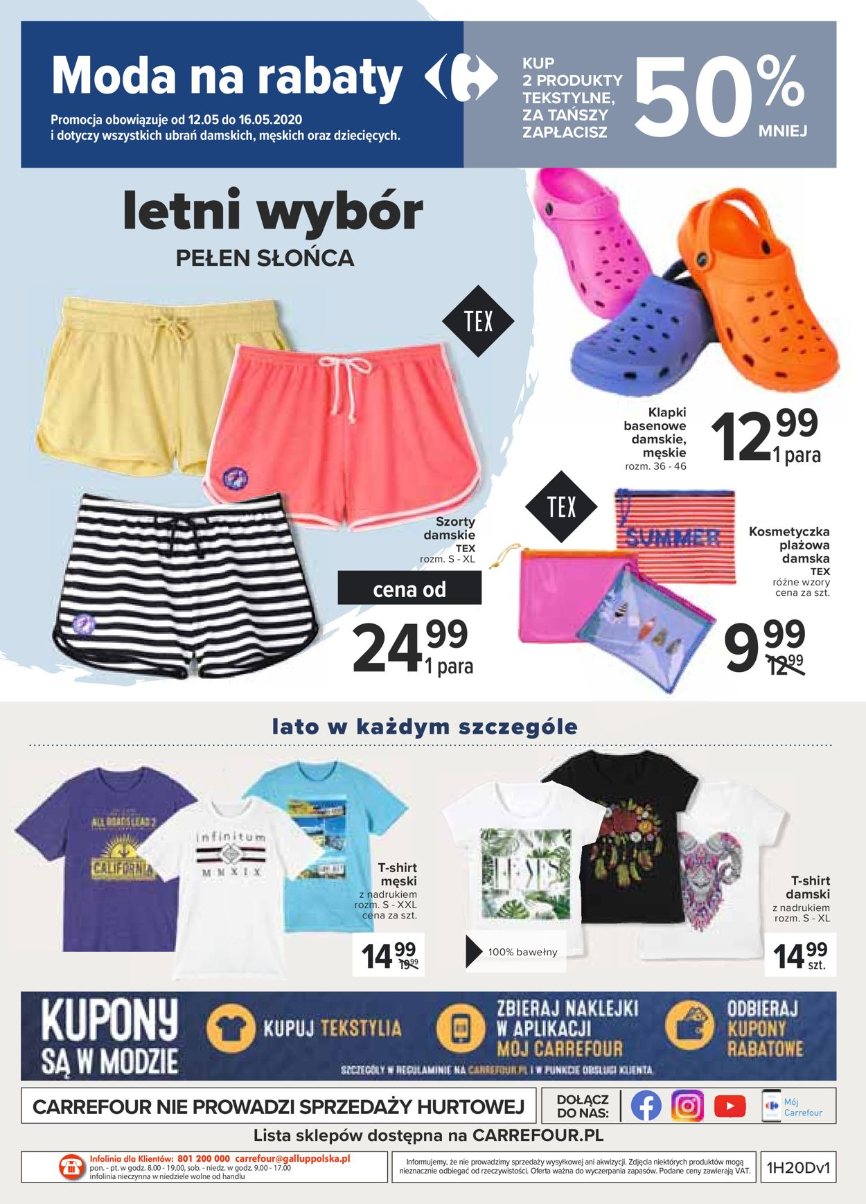 Gazetka promocyjna Carrefour - 12.05-23.05.2020 (Strona 12)